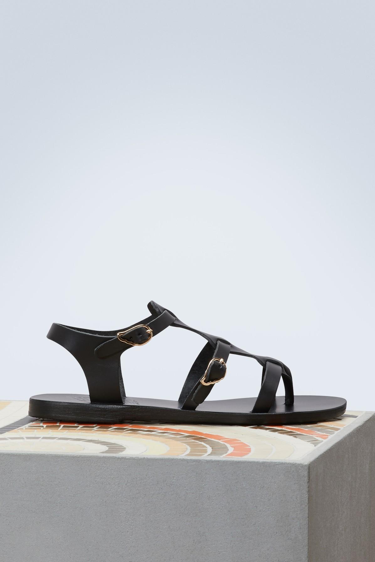 888cc9439 Ancient Greek Sandals Grace Kelly Sandals in Black - Lyst