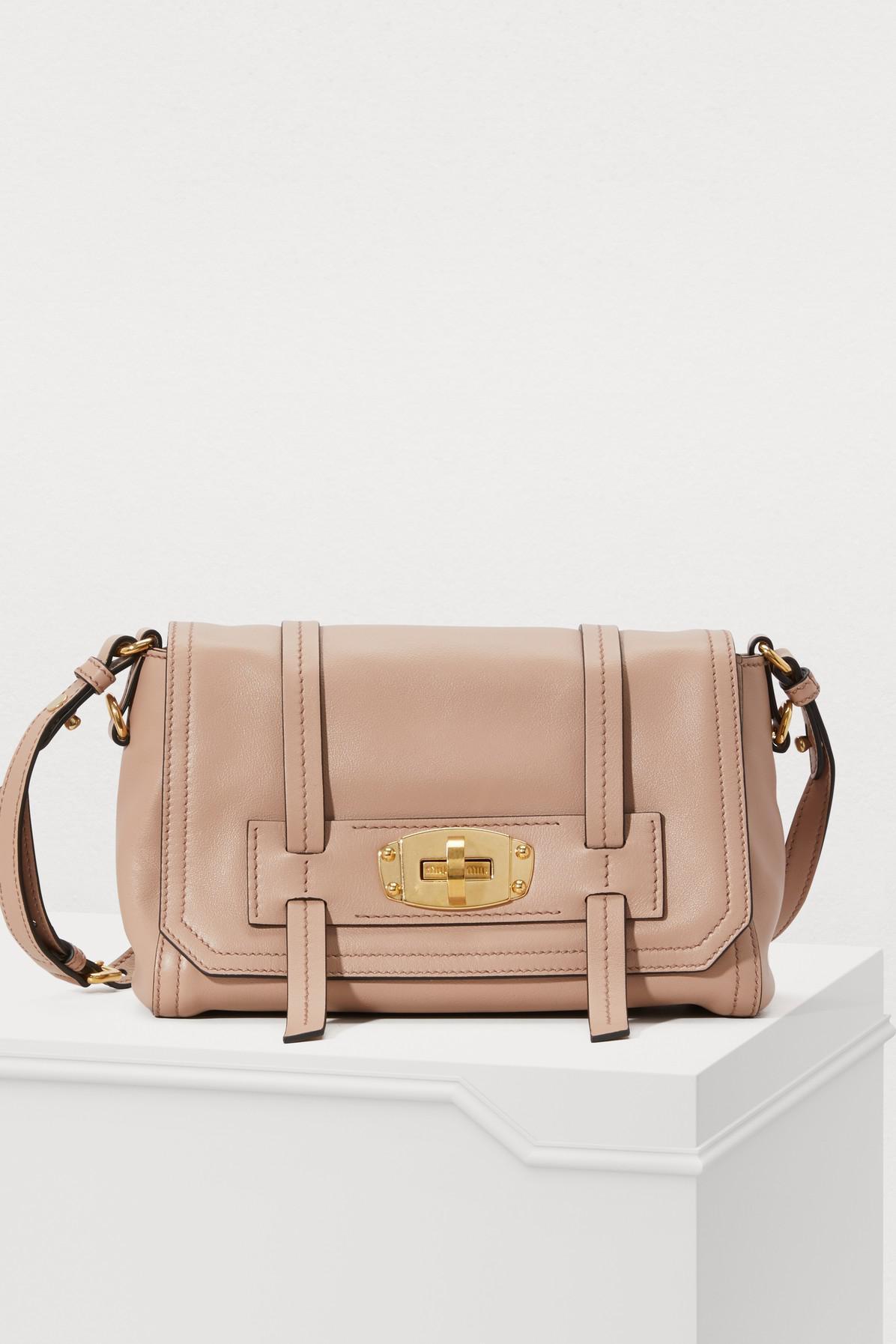 0787e2d54d4d Miu Miu. Women s Grace Lux Shoulder Bag