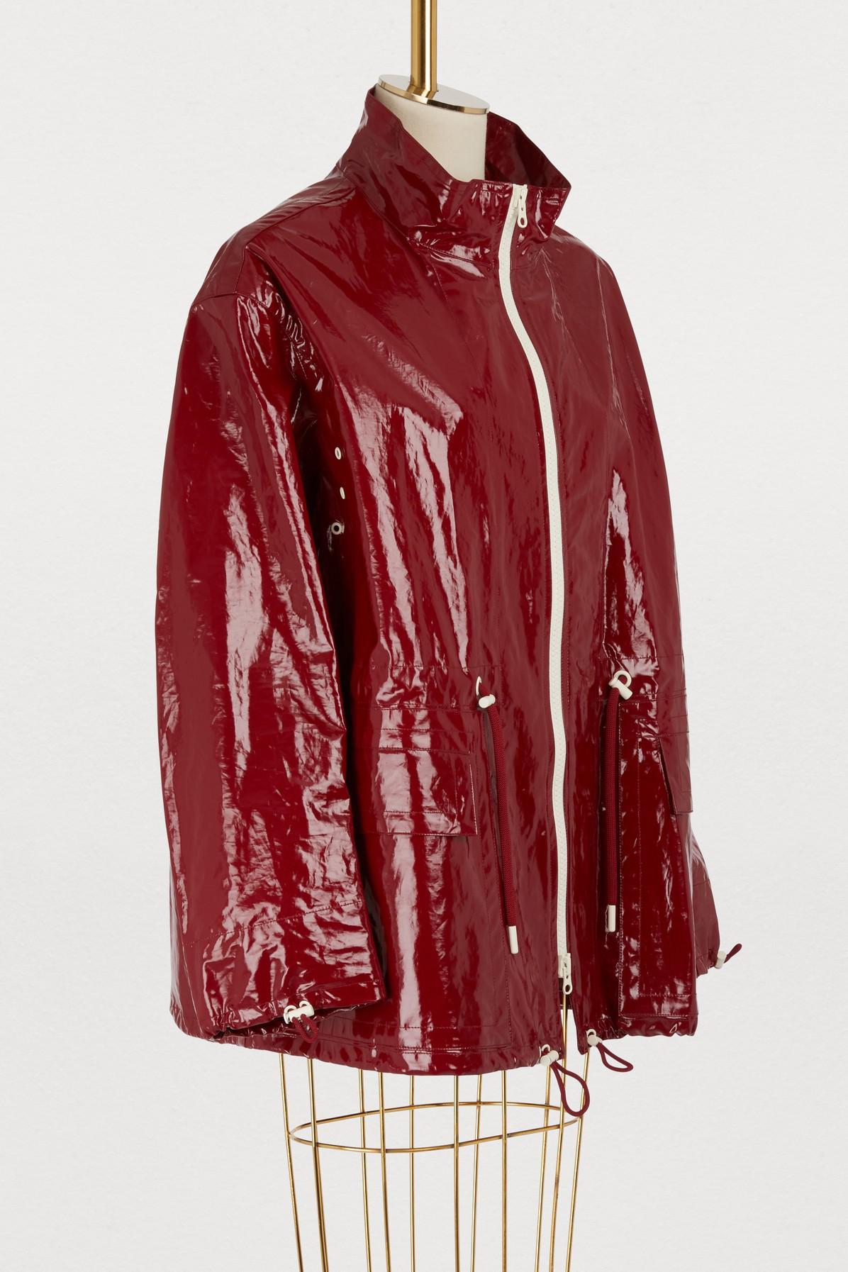newest 1013d d8c15 isabel-marant-BURGUNDY-Cotton-And-Linen-Enzo-Jacket.jpeg