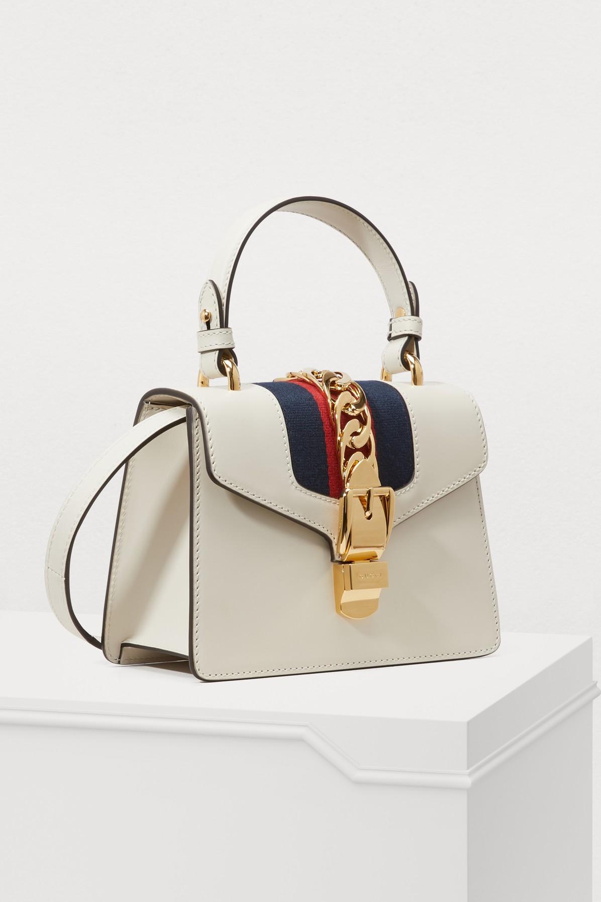 a5407f59be16 Gucci White Handbag - Foto Handbag All Collections Salonagafiya.Com