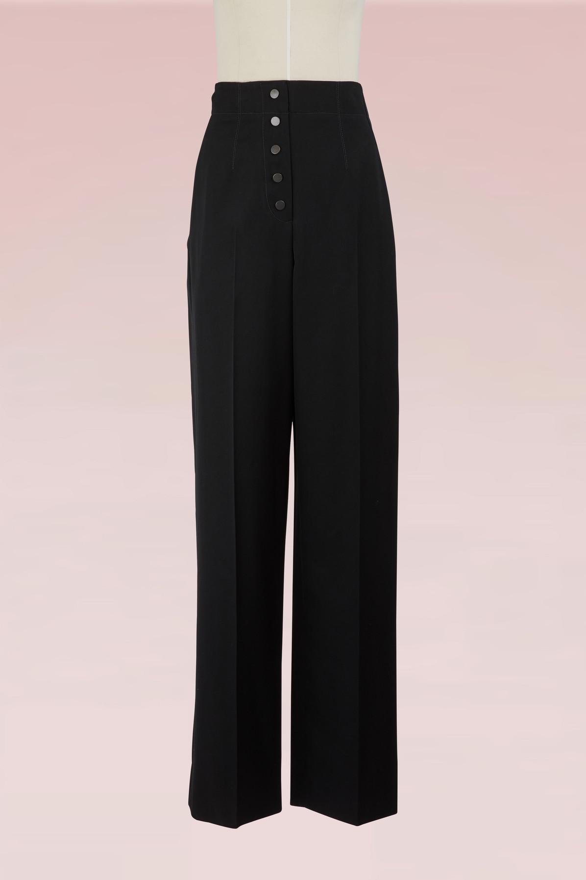 Fabienne Wool Pants Stella McCartney Original For Sale Wsinwz