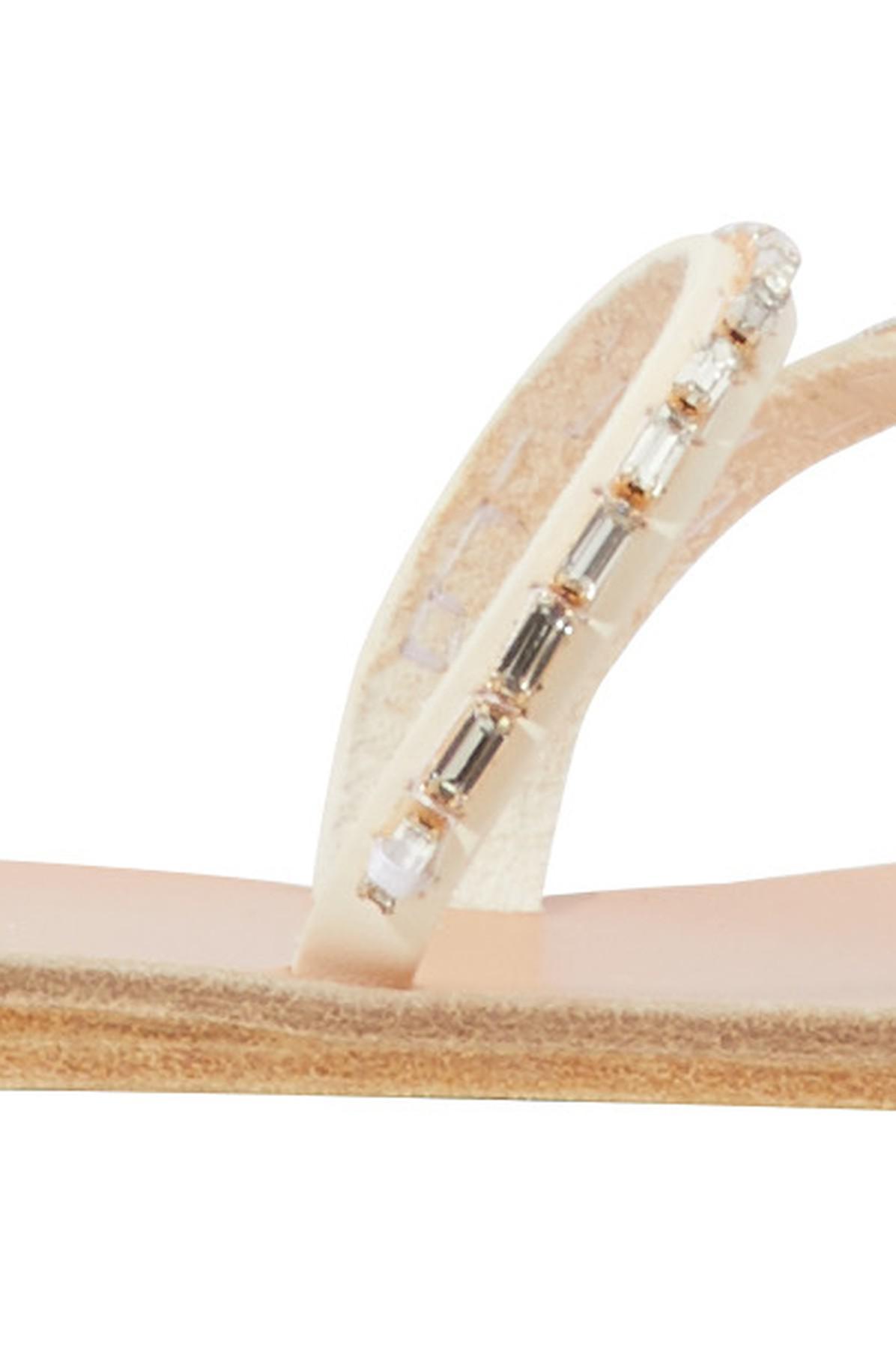 a6d7fd034 Lyst - Ancient Greek Sandals Apli Katia Diamonds Sandals