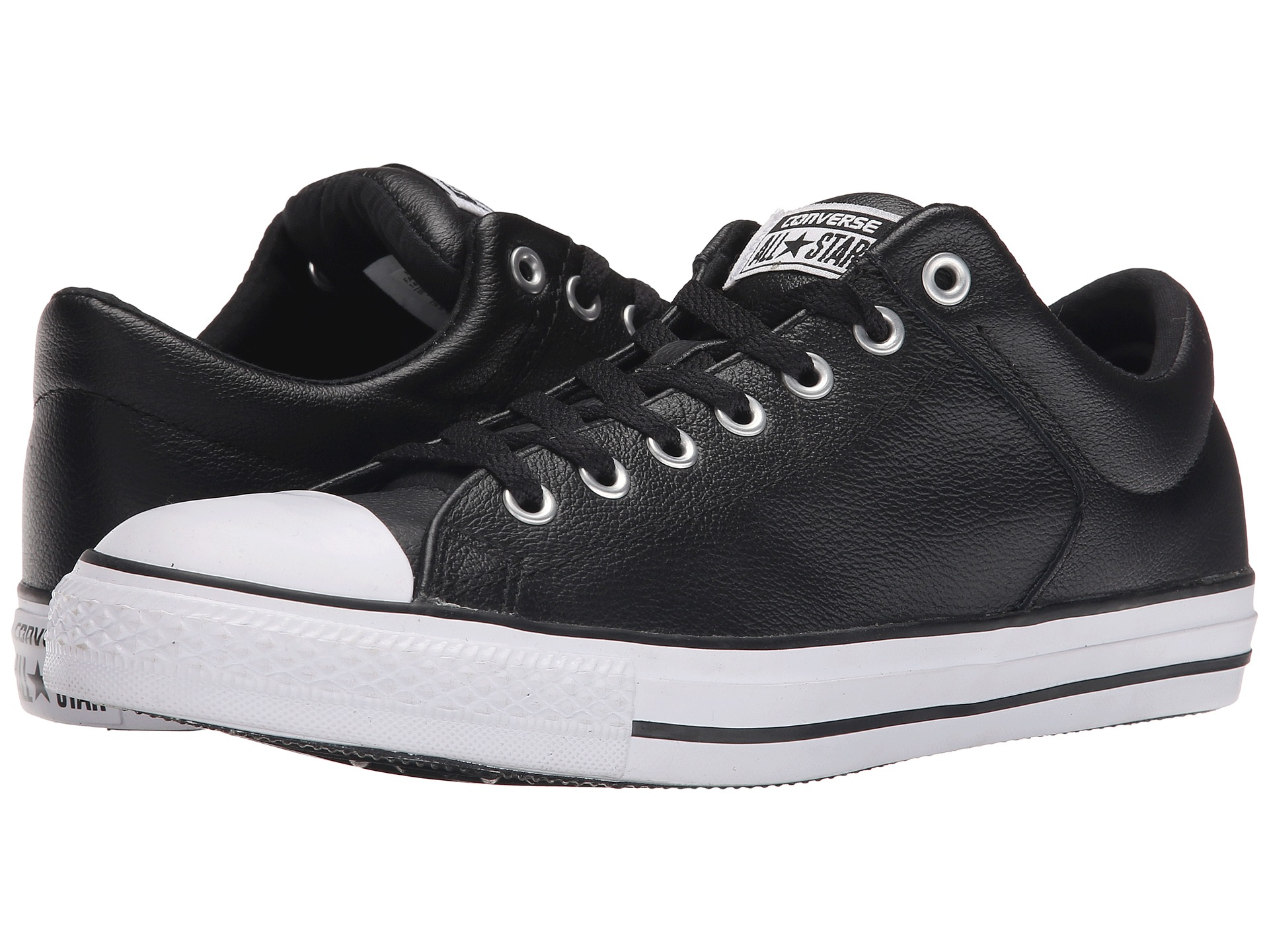 af0626fd6c48 ... black egret 62442 3aa66  release date lyst converse chuck taylor all  star hi street ox leather in 2d0df 96603