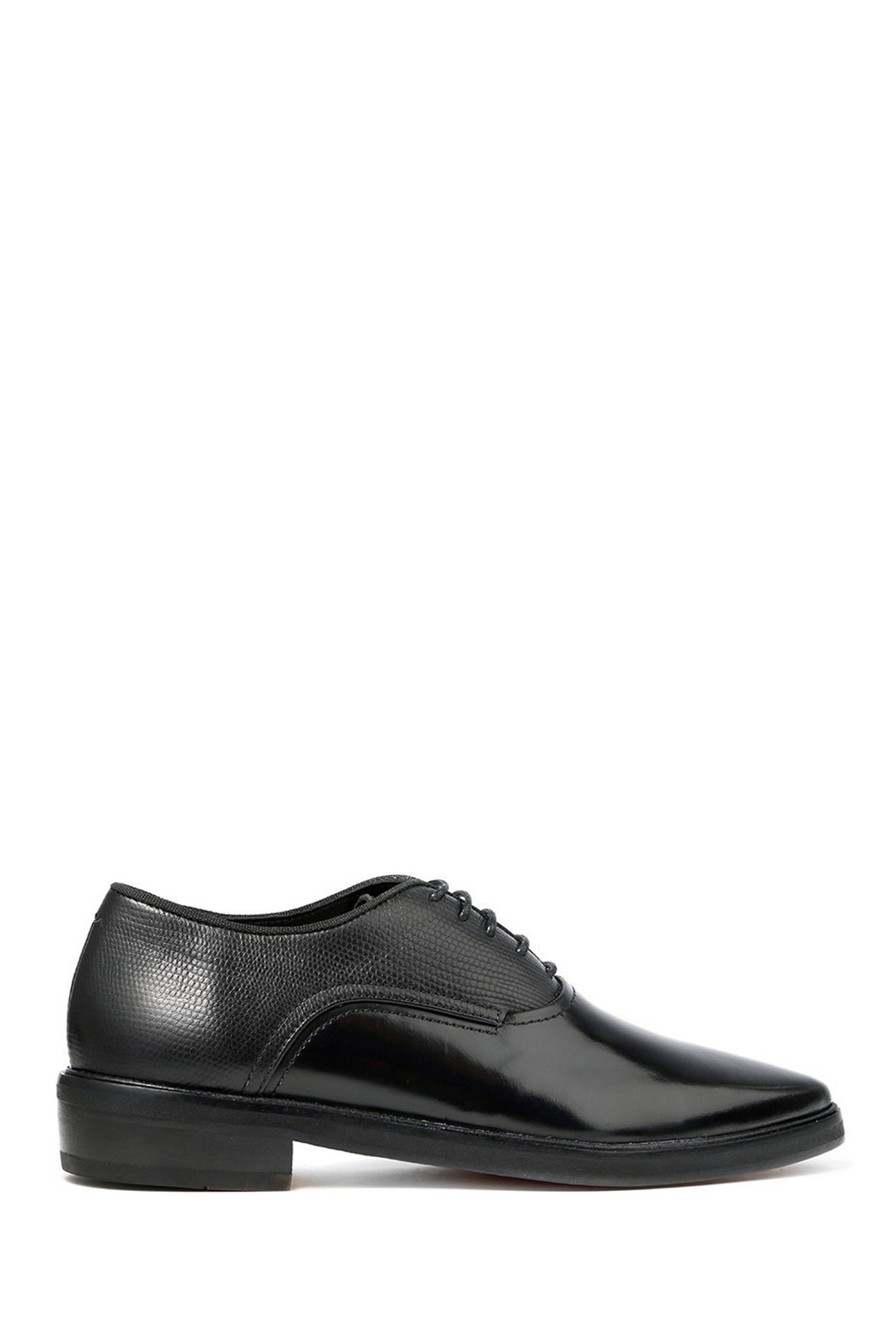 h by hudson atitlan oxford shoe in black lyst. Black Bedroom Furniture Sets. Home Design Ideas