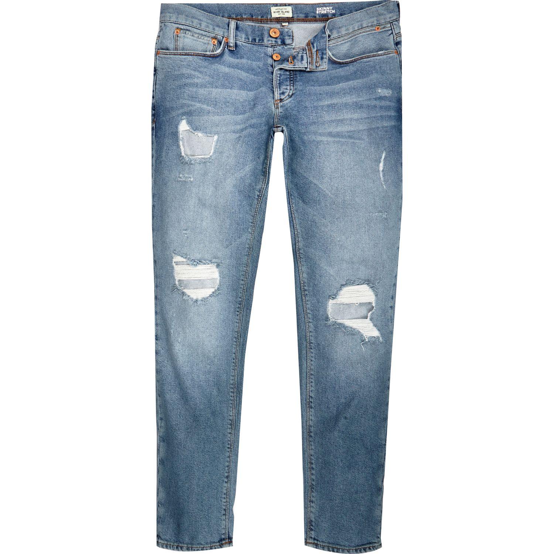 River Island Sid Jeans