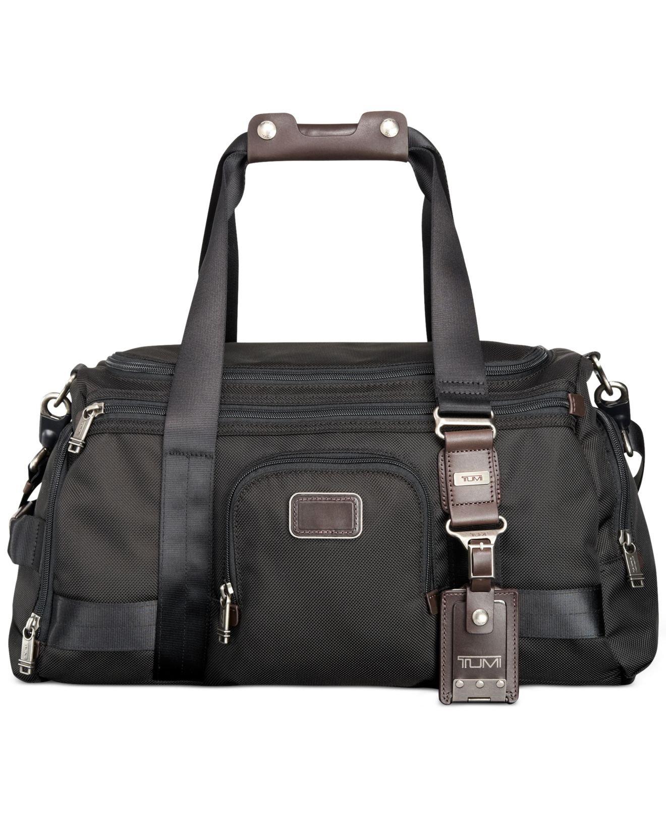 Gym Bag Briefcase: Tumi Alpha Bravo Maxwell Gym Bag In Brown For Men