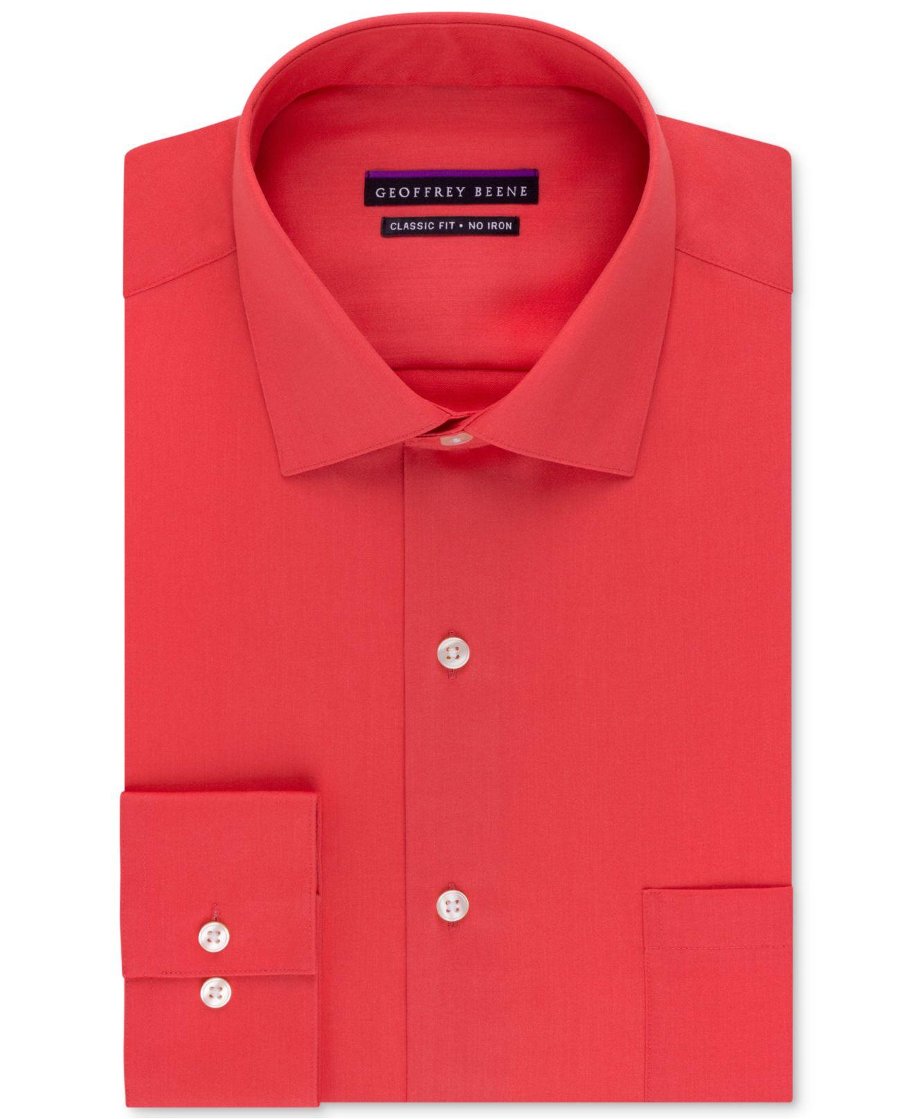 iron dress shirts