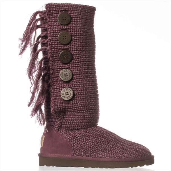 ugg boots fringe cardy
