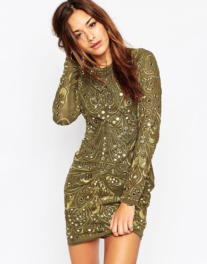Embellished dress picture 56