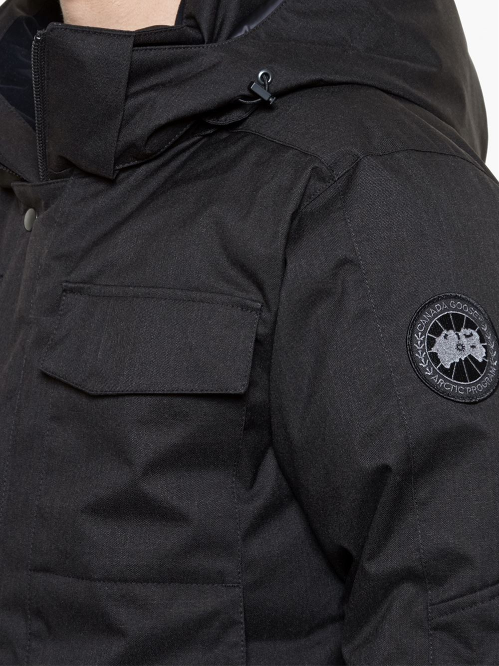Canada Goose toronto online price - Canada goose 'branta Windermere' Coat in Black for Men | Lyst