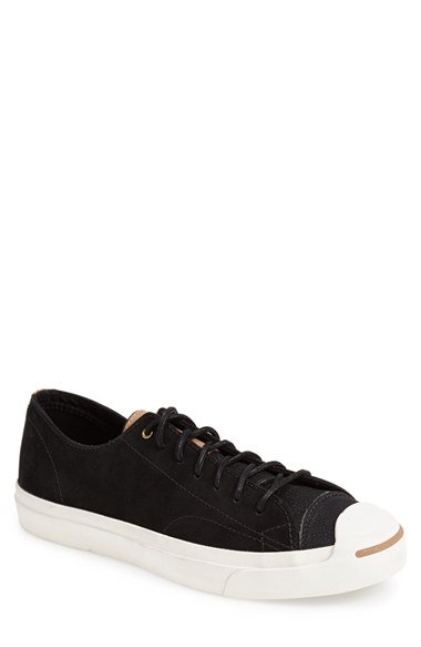 f8cc0adac1a7 Lyst - Converse  jack Purcell - Jack Split Tongue  Sneaker in Black ...