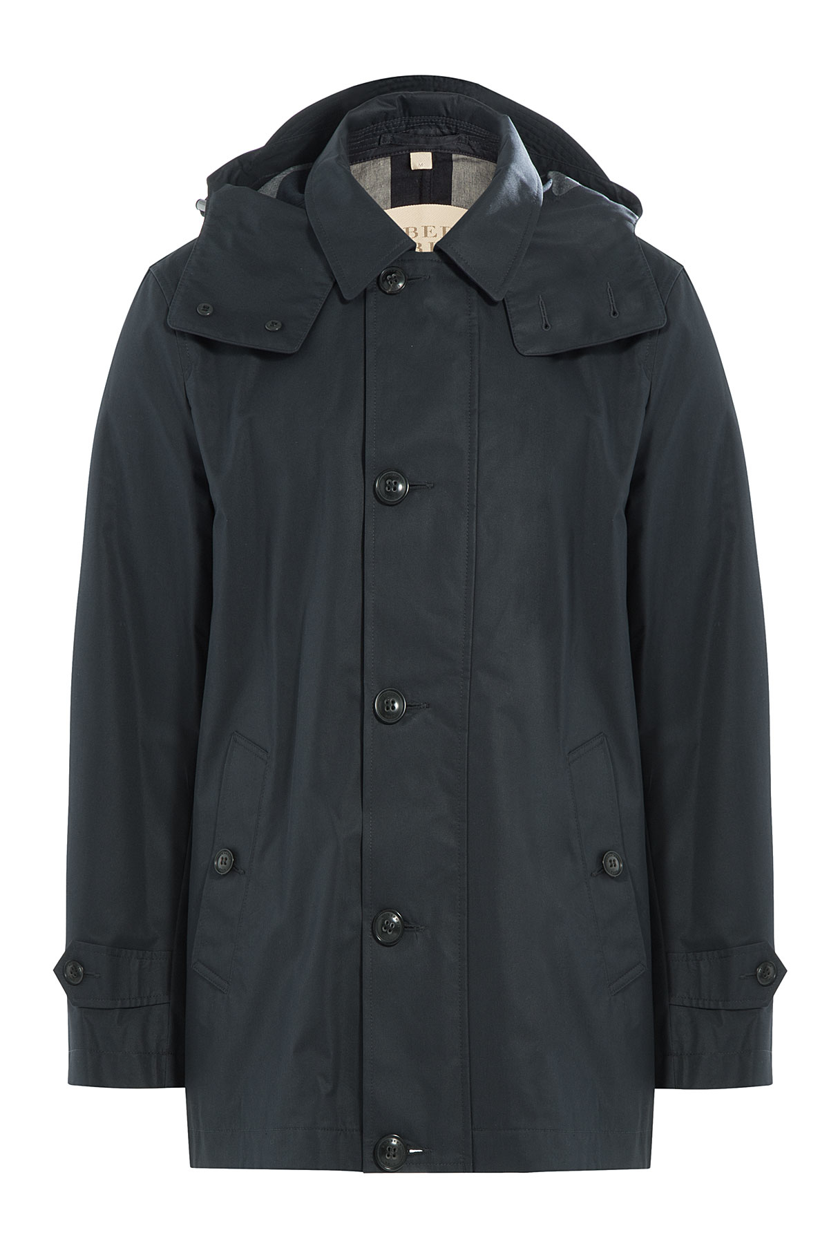 black trench coat with hood - photo #30