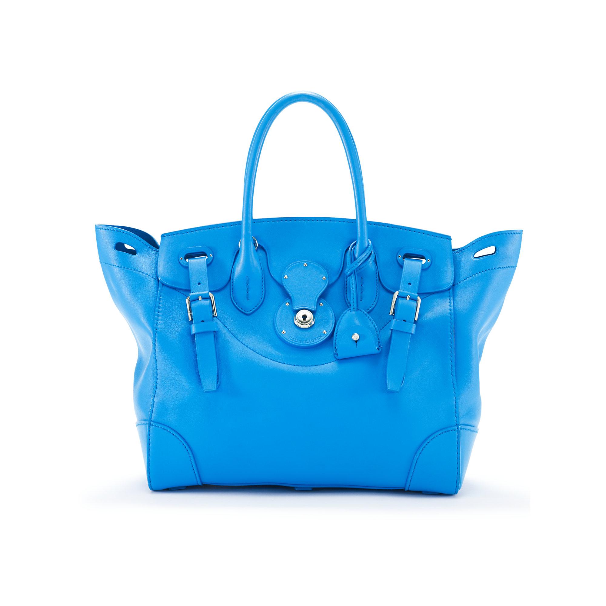 Lyst - Pink Pony Soft Ricky Bag in Metallic 6993d86b68ac9
