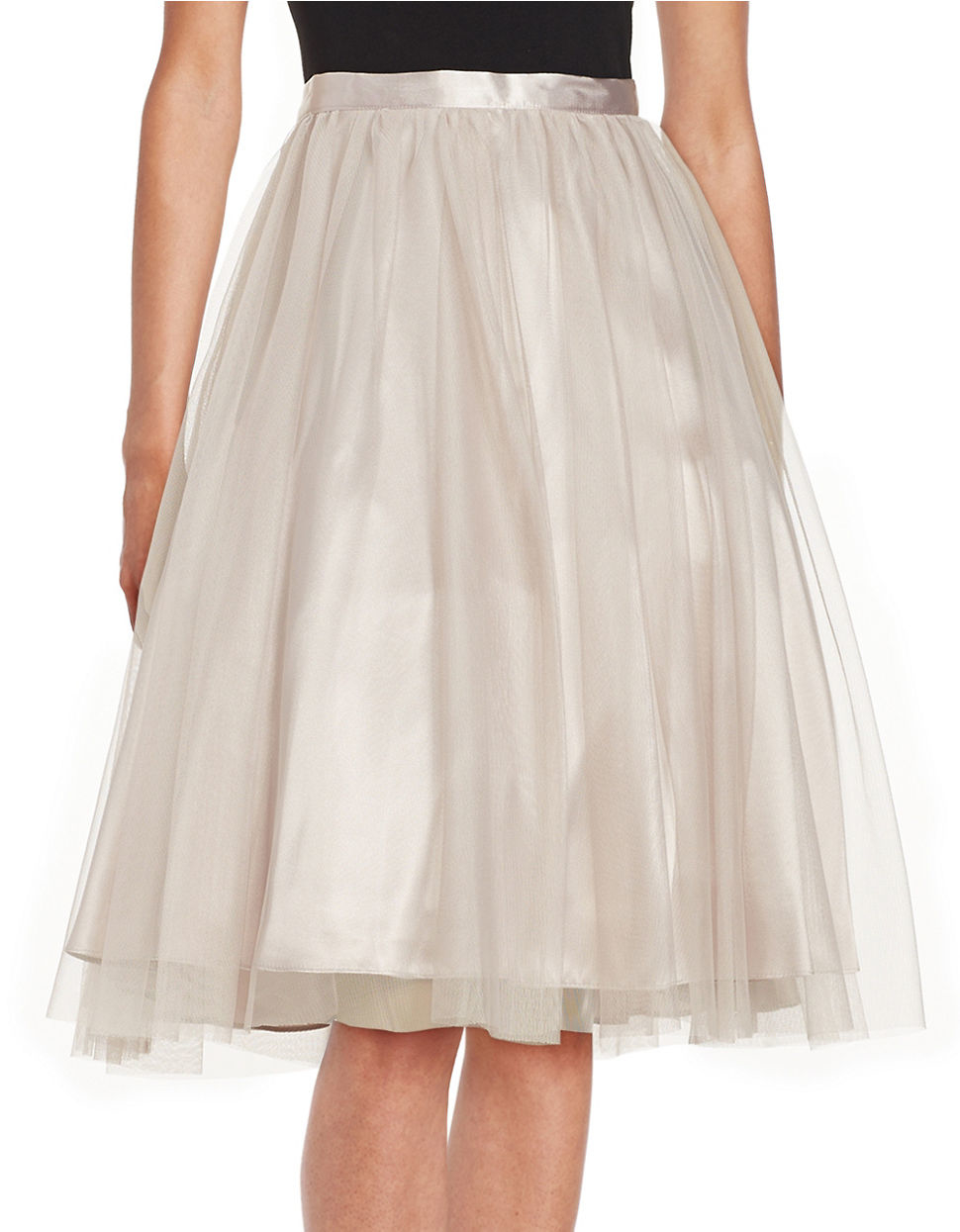 Alexis Dayla A-line Skirt. - available in White. See Details.