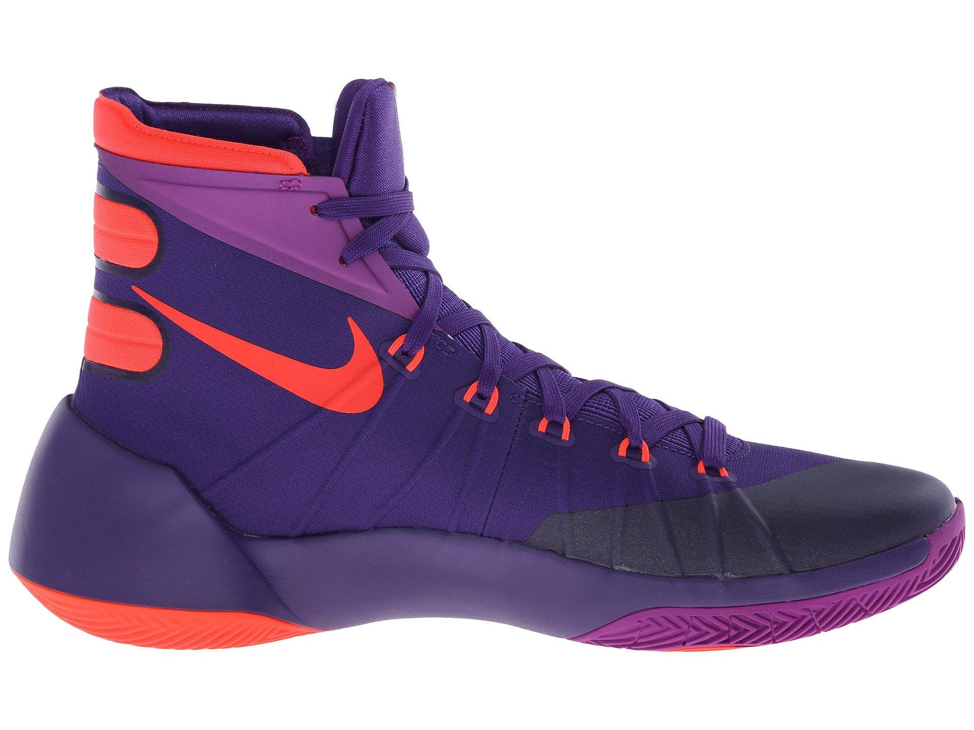 7942fab8ac6f Lyst - Nike Hyperdunk 2015 in Purple for Men