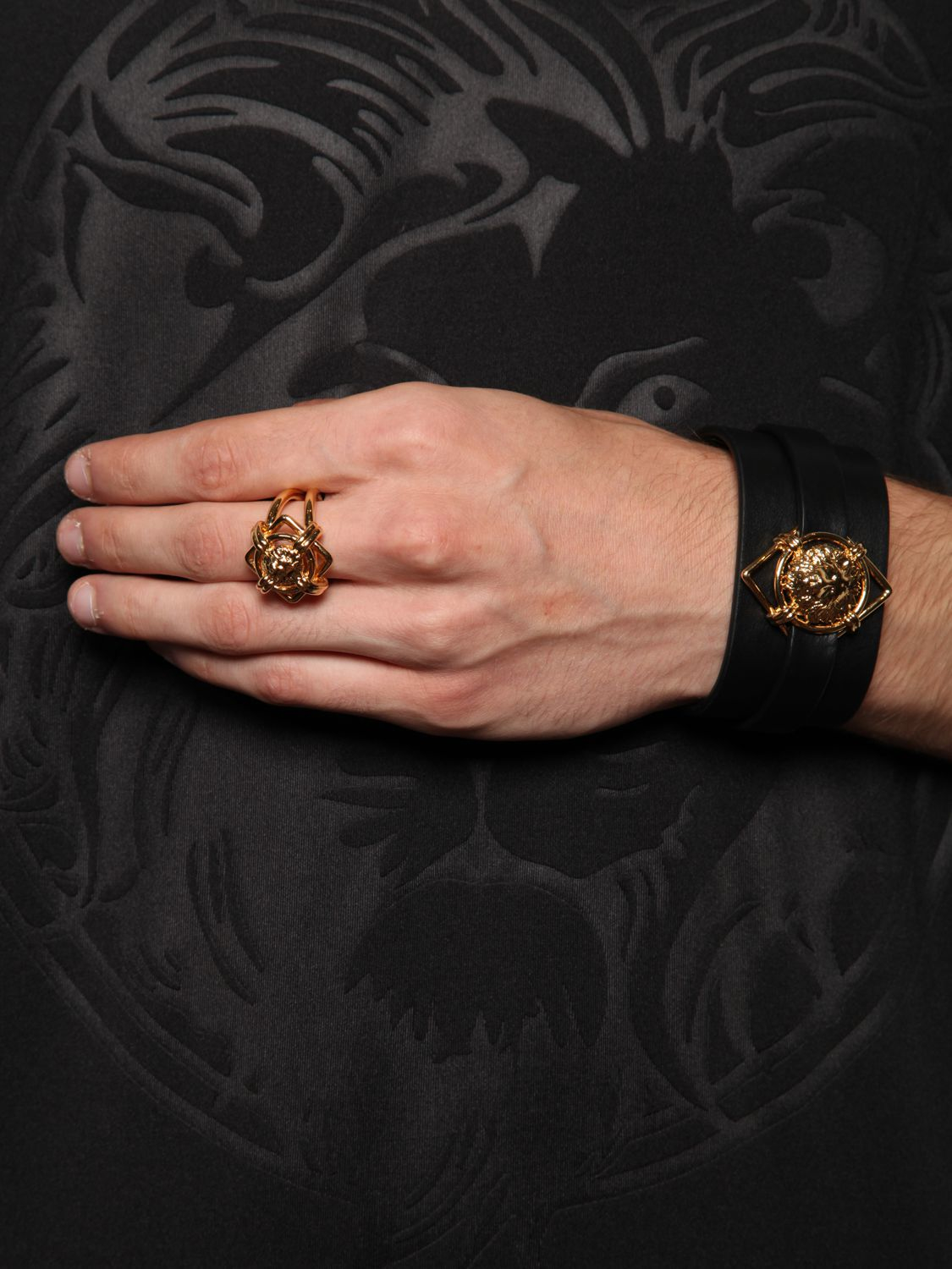 695b8c90926 Gucci Lion Head Ring Mens - Image Of Lion and Antique Sgimage.Co