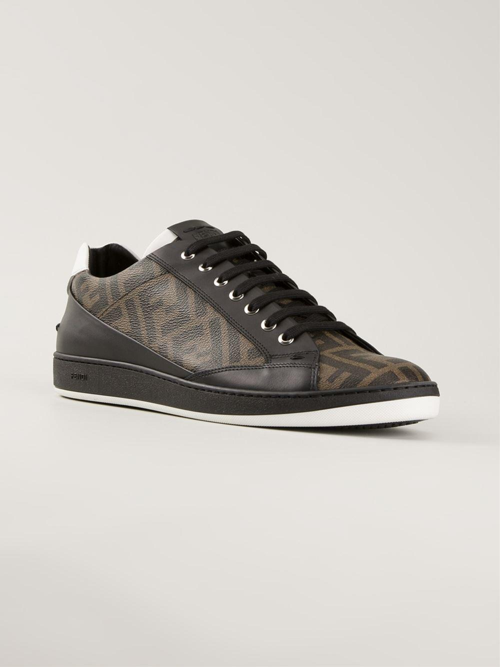 Fendi Shoes Brown