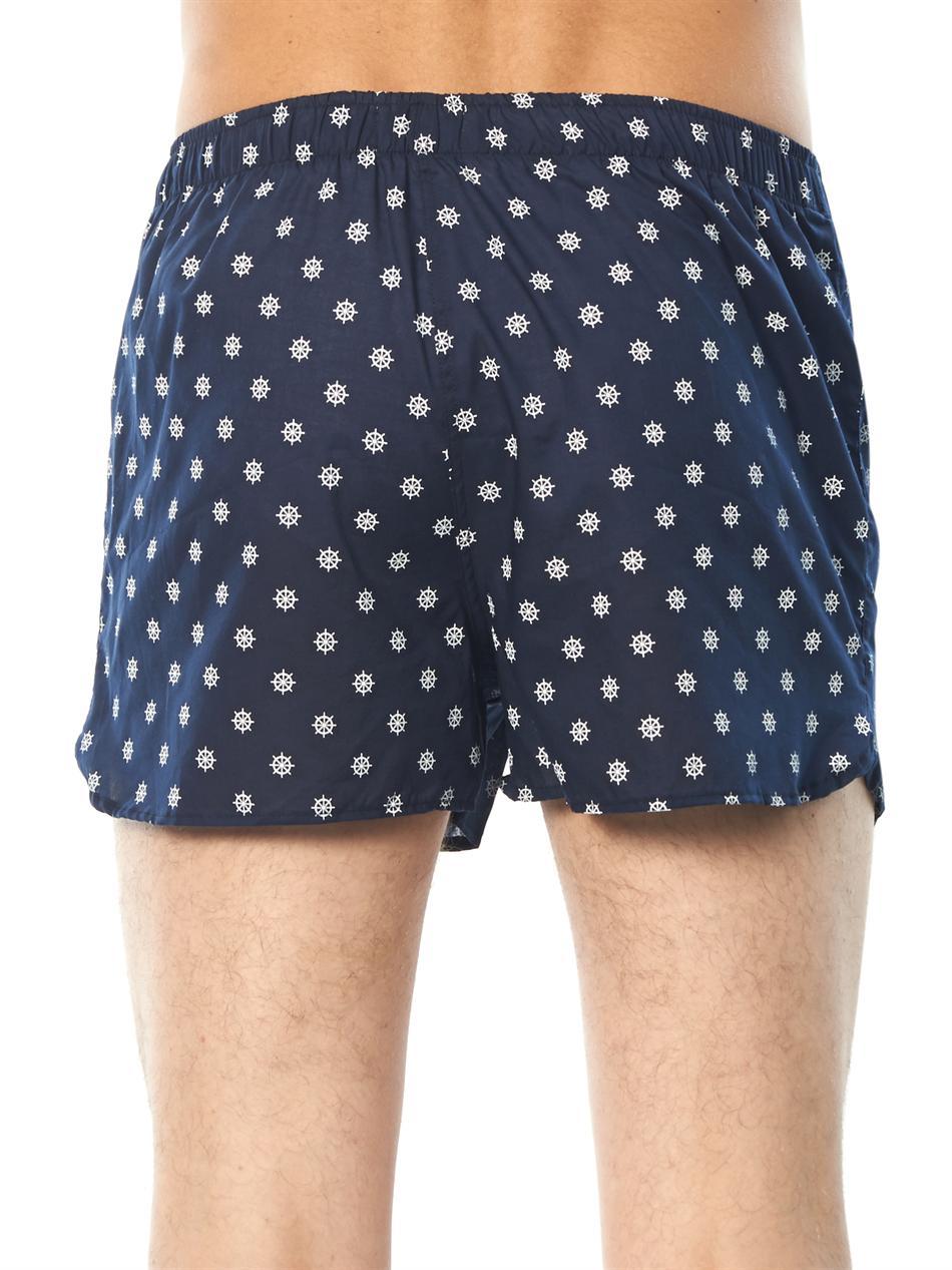 Sale For Sale Buy Cheap Shop Offer Cotton Boxer Shorts Derek Rose Wholesale Low Shipping Sale Online pKTylyFxQ