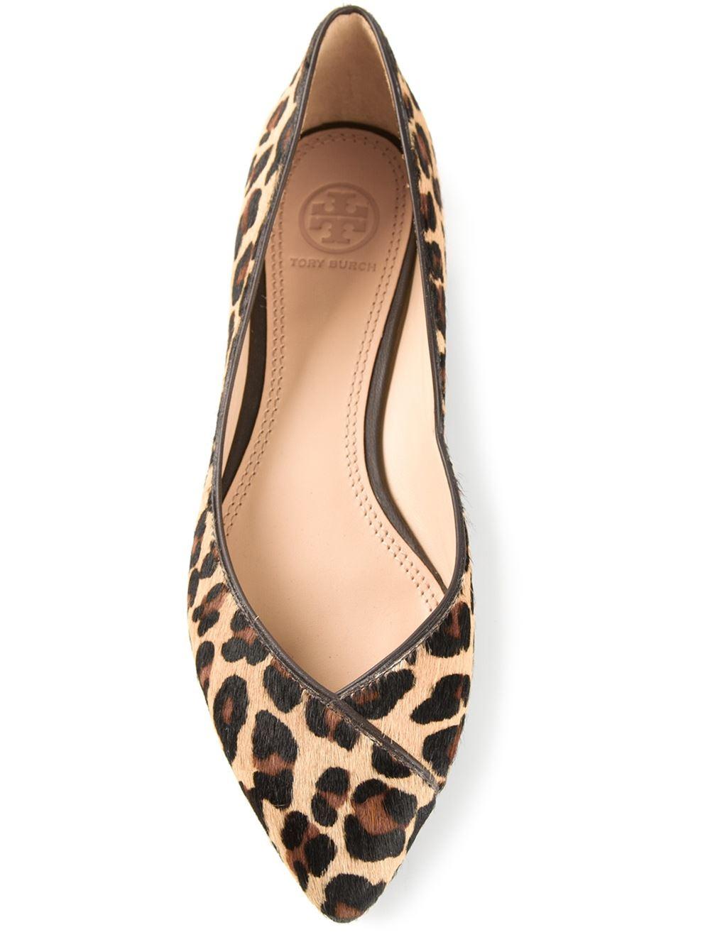 ballerinas leopardenmuster