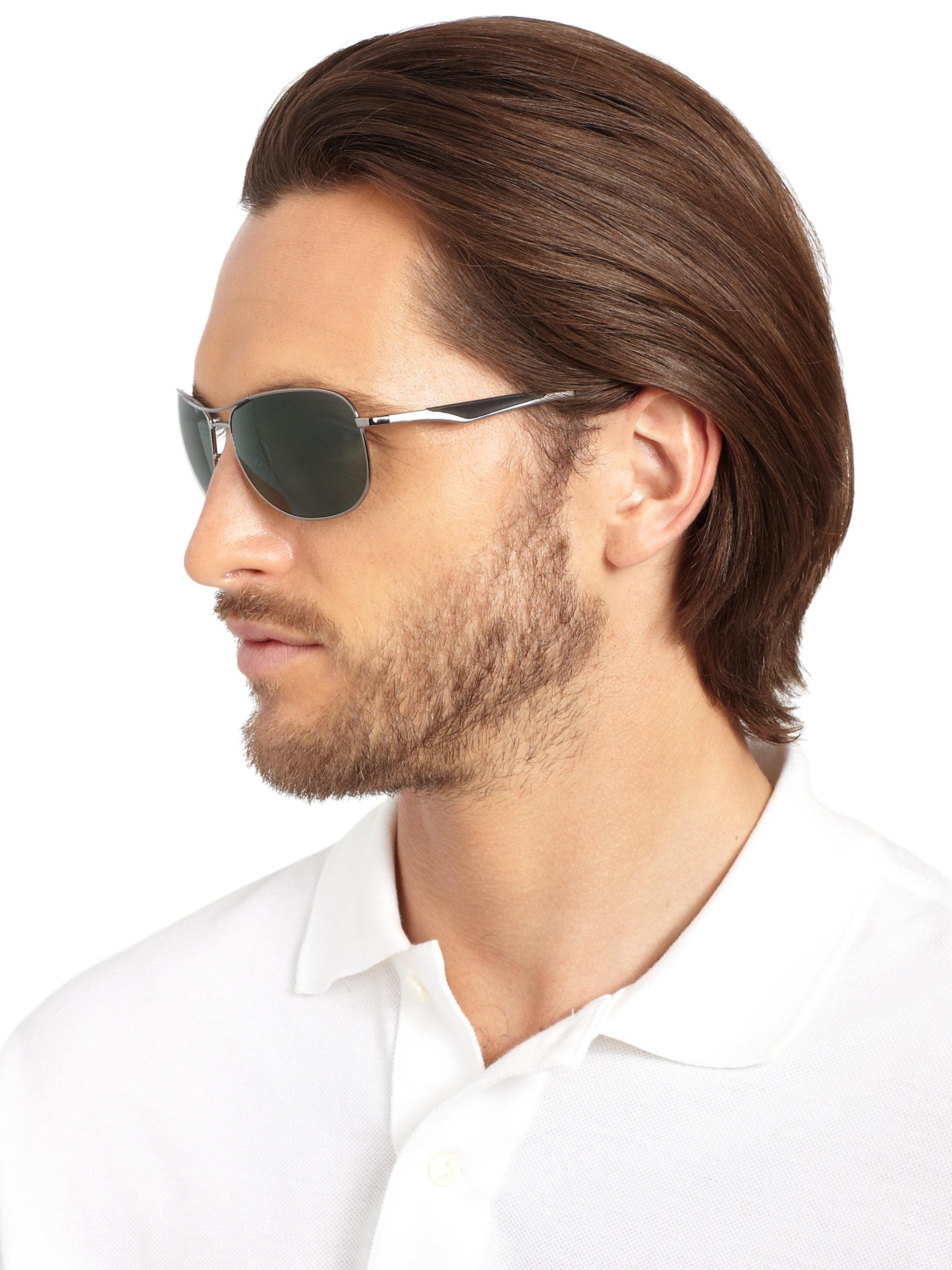 Как правильно носить очки для солнца