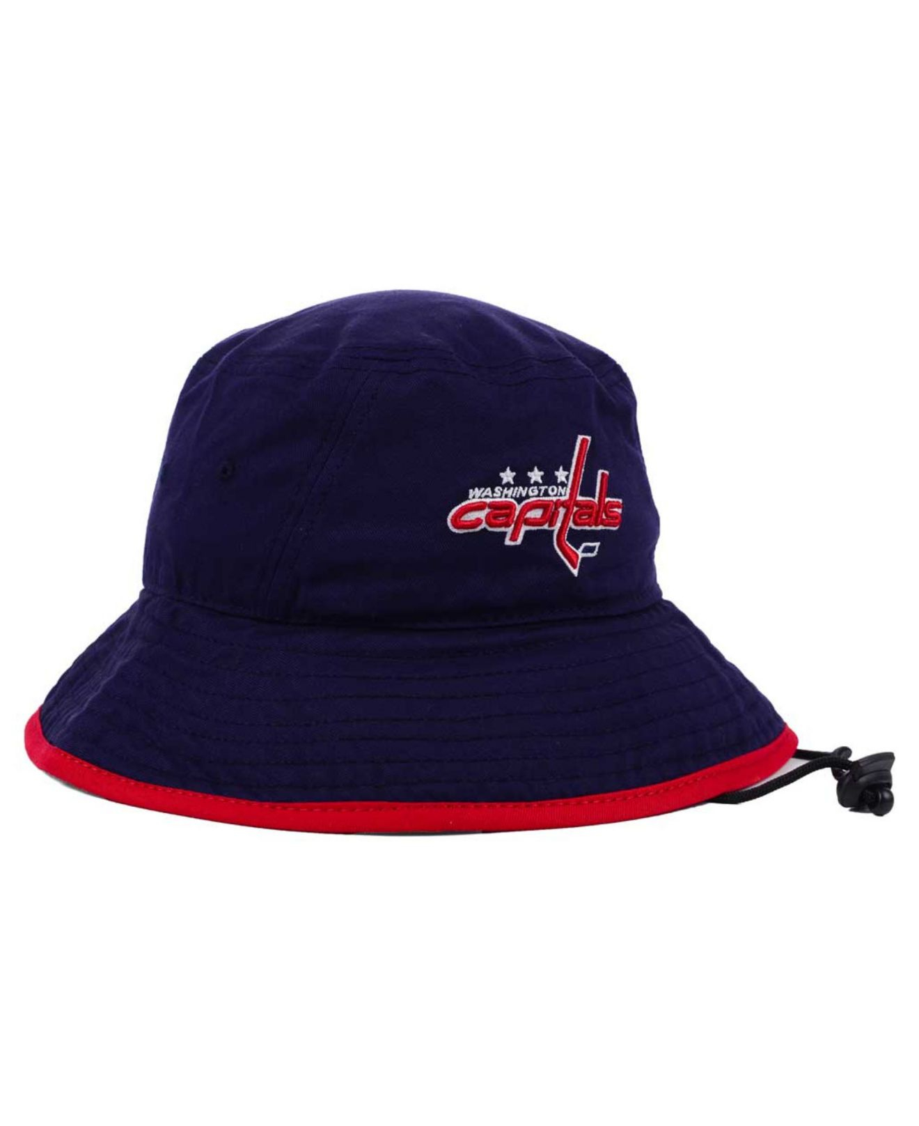 c5a6a2fd760 ... coupon code for lyst ktz washington capitals basic tipped bucket hat in  blue for men 77af3