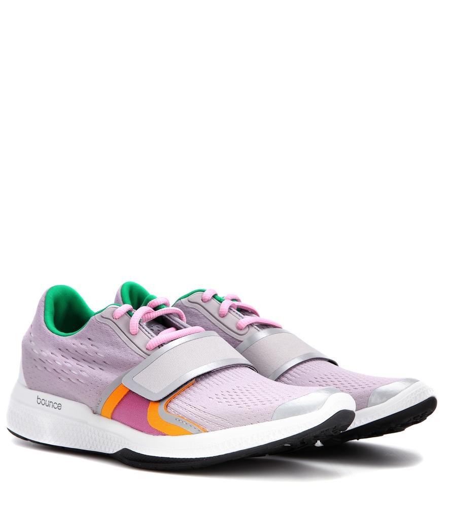 Adidas by Stella McCartney Lyst Atani Bounce Fabric Sneakers