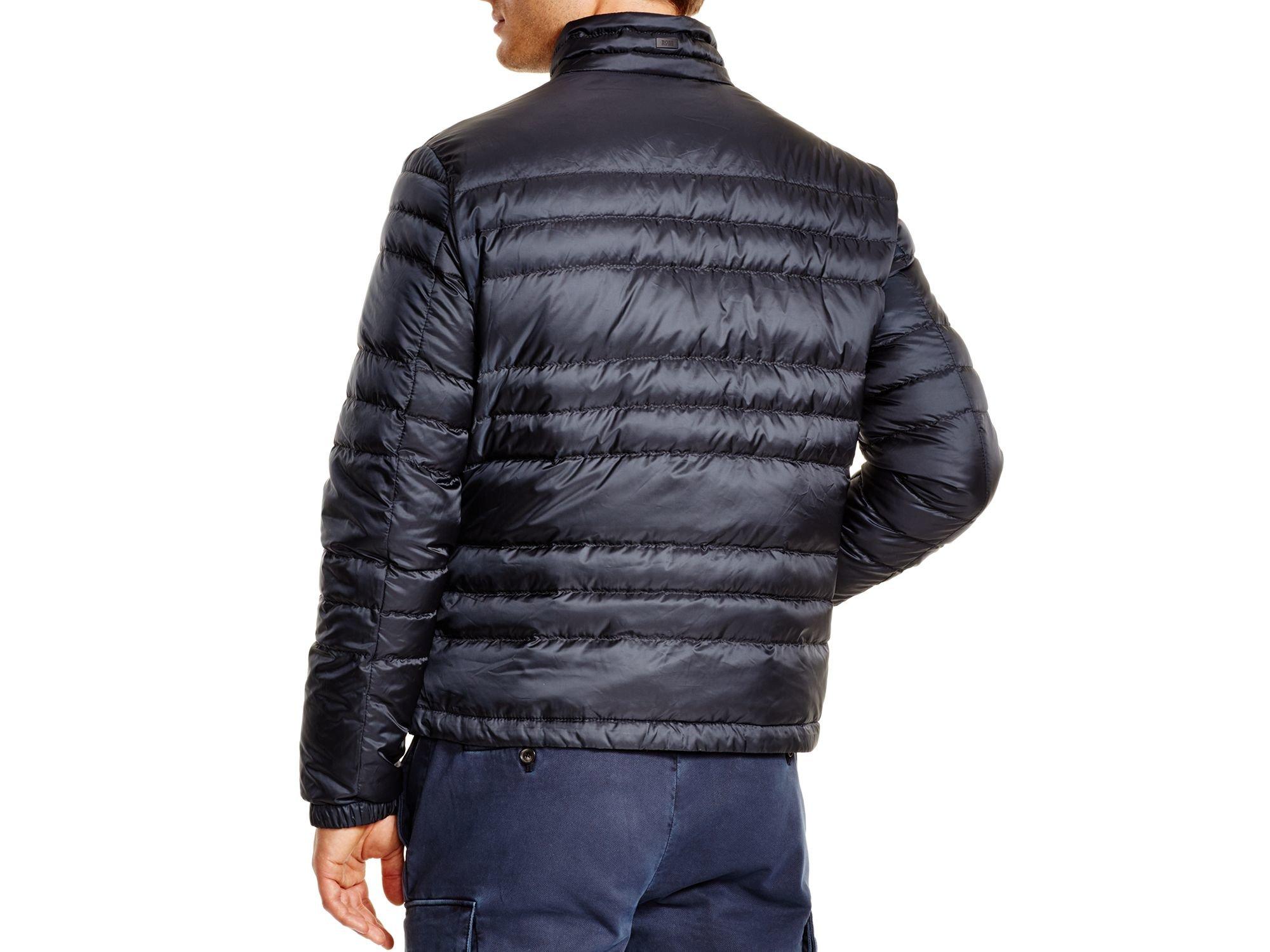 hugo boss reversible jacket. Black Bedroom Furniture Sets. Home Design Ideas