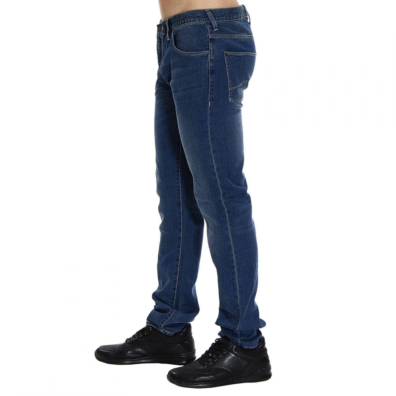 Giorgio armani Jeans Man in Blue for Men