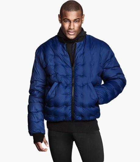 H&m Reversible Down Jacket in