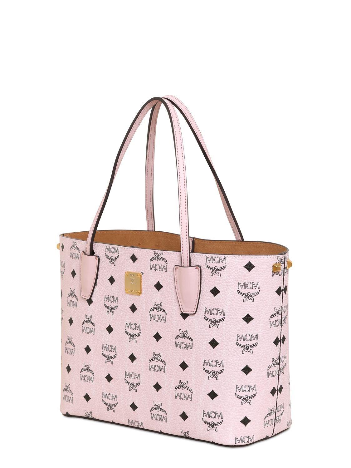 logo print shopper tote - Brown MCM 0MD1CTG