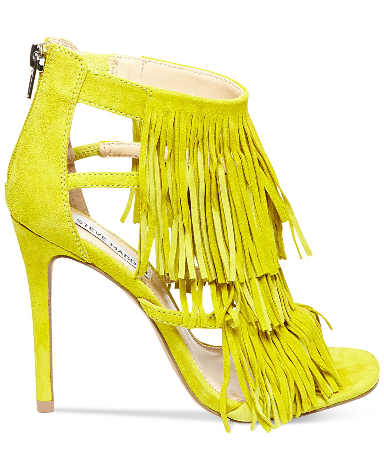 d0bd0e490aff Gallery. Previously sold at  Macy s · Women s Yellow Heels ...