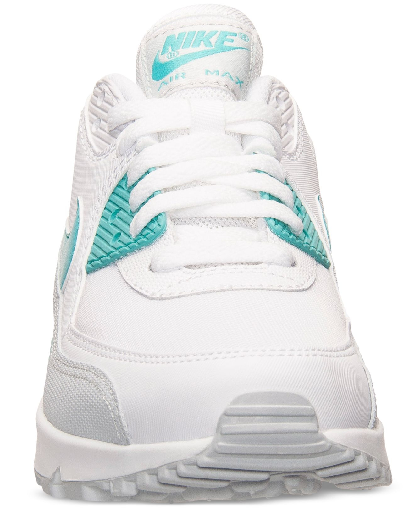 ca4a4f50e09085 Lyst - Nike Women s Air Max 90 Essential Running Sneakers From ...