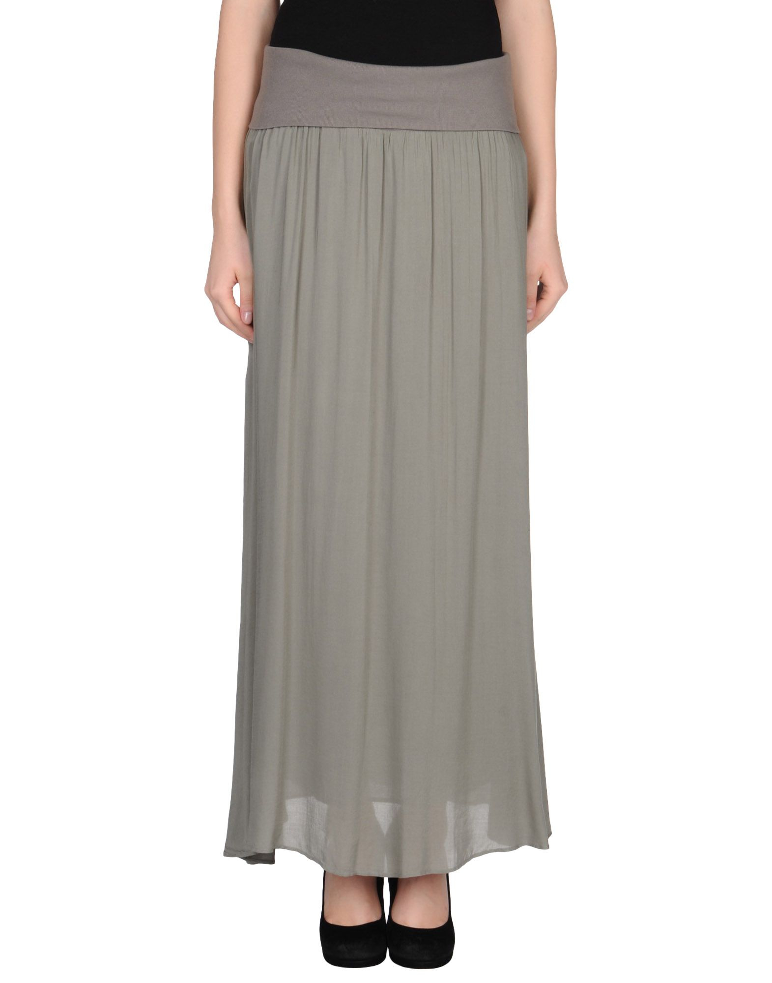 Long Grey Skirt 51