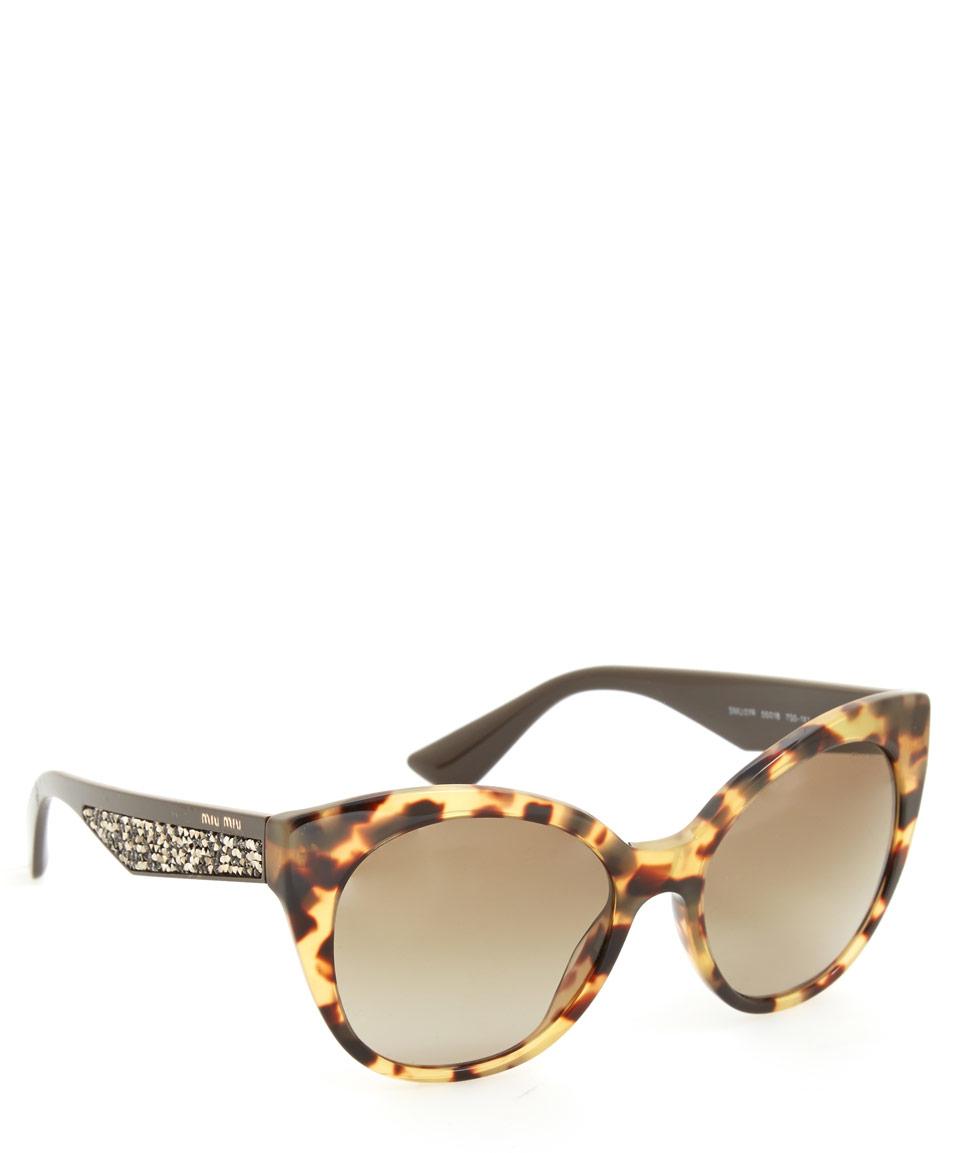 miu miu sunglasses u1vc  Gallery
