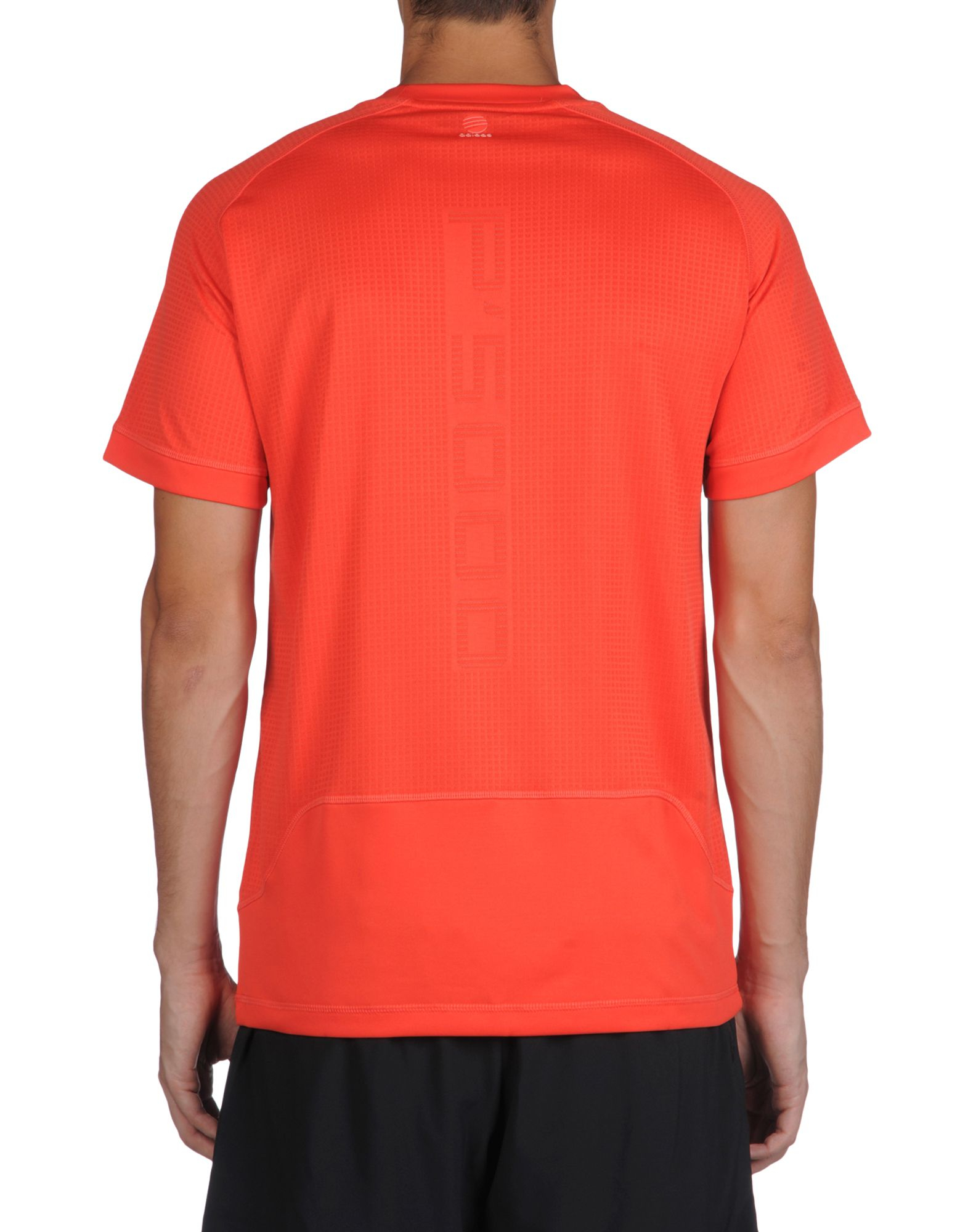 Porsche Design Sport By Adidas T Shirt In Pink For Men Coral Lyst