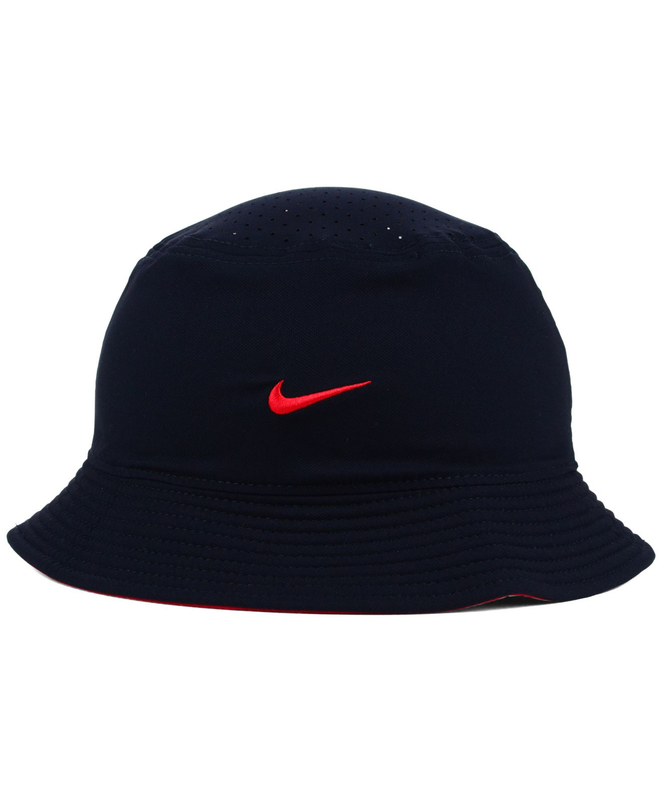 Lyst Nike Boston Red Sox Vapor Dri Fit Bucket Hat In
