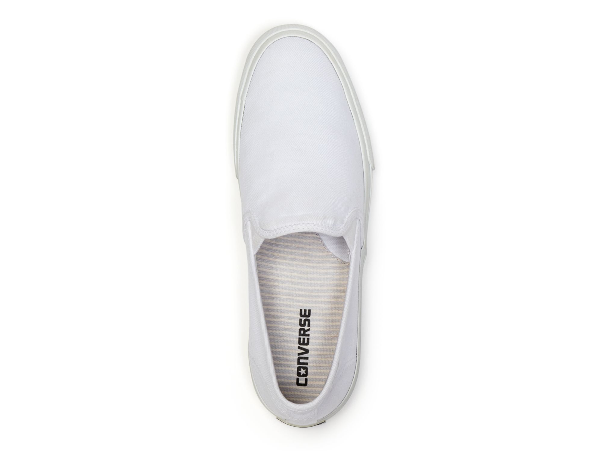 7435cd1cd850 Lyst - Converse Jack Purcell Slip On Sneakers in White for Men