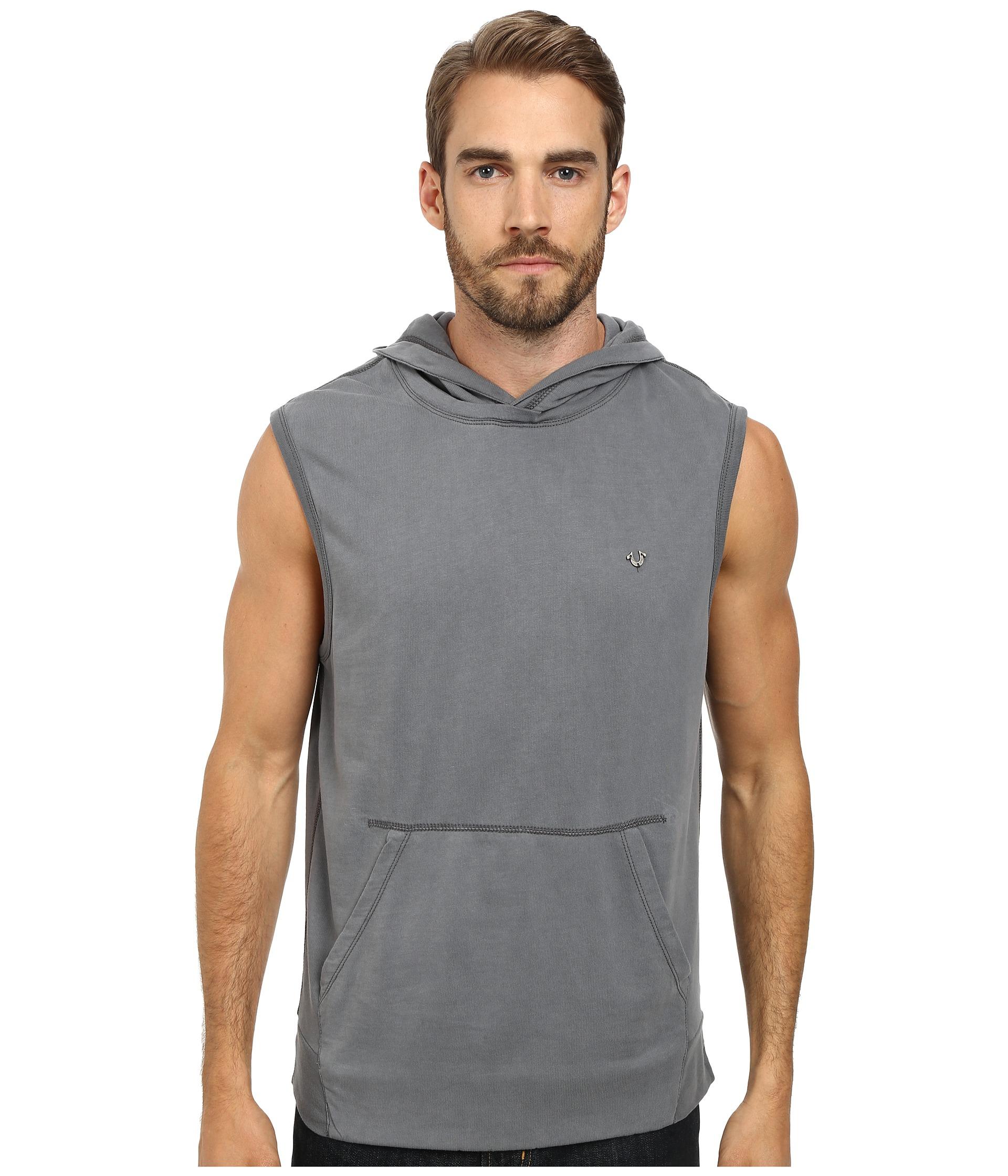 Sleeveless Hoodie - Trendy Clothes