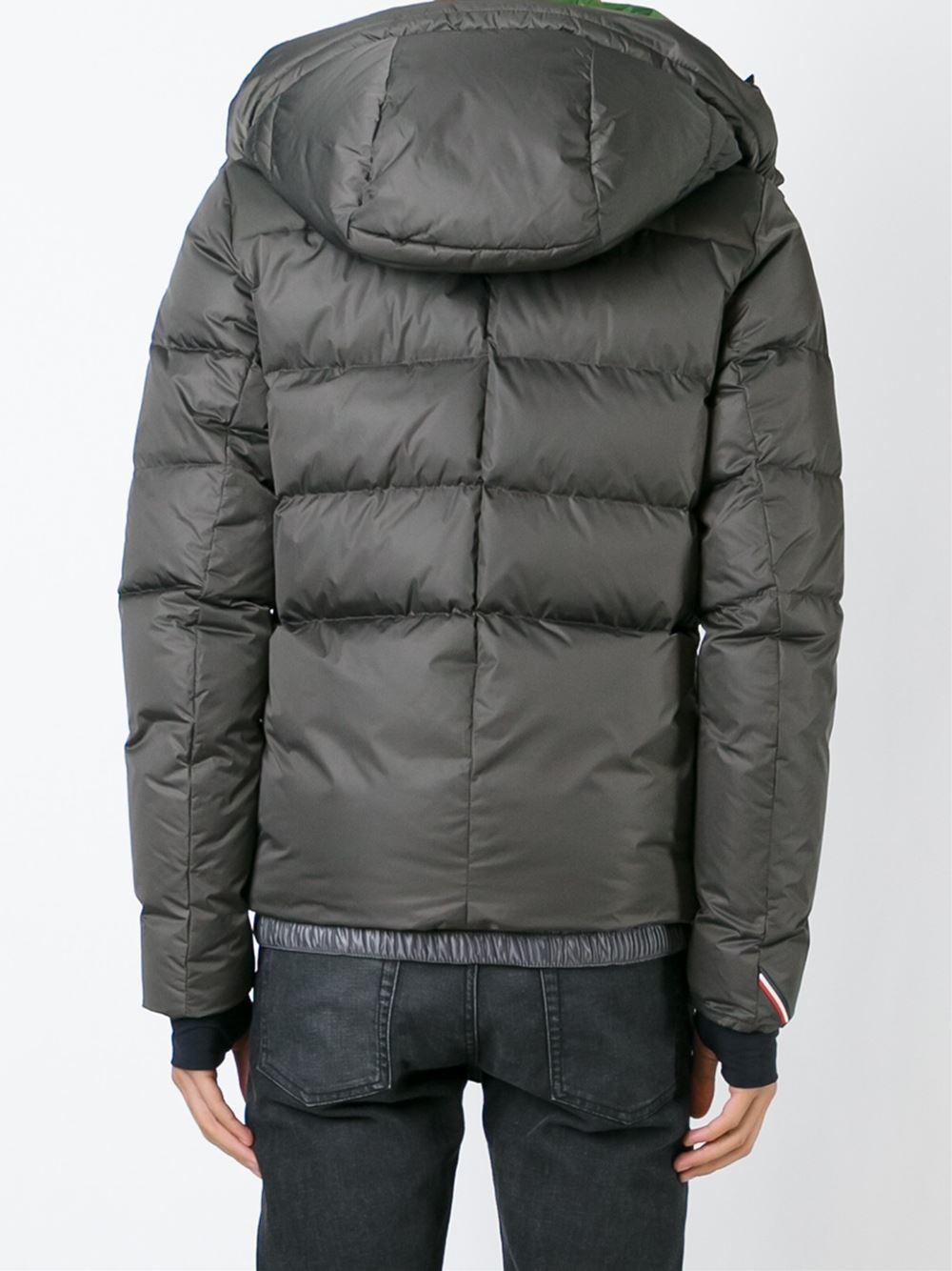 17ed416e4 Moncler Grenoble Rodenberg Jacket Black esw-ecommerce.co.uk