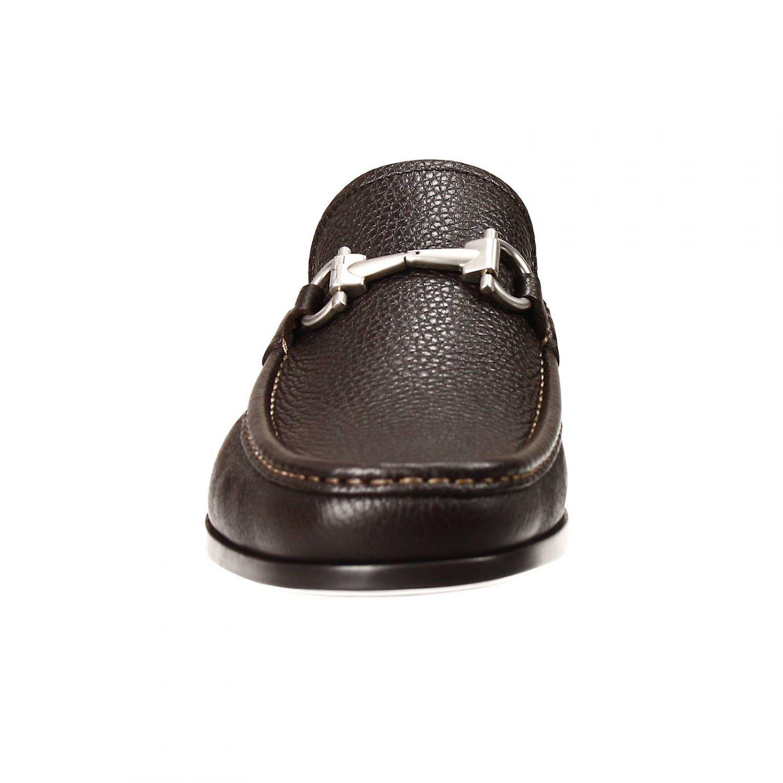 b7116f911fa Lyst - Ferragamo Shoes Magnifico Loafer Leather Sole Rubber Sole ...
