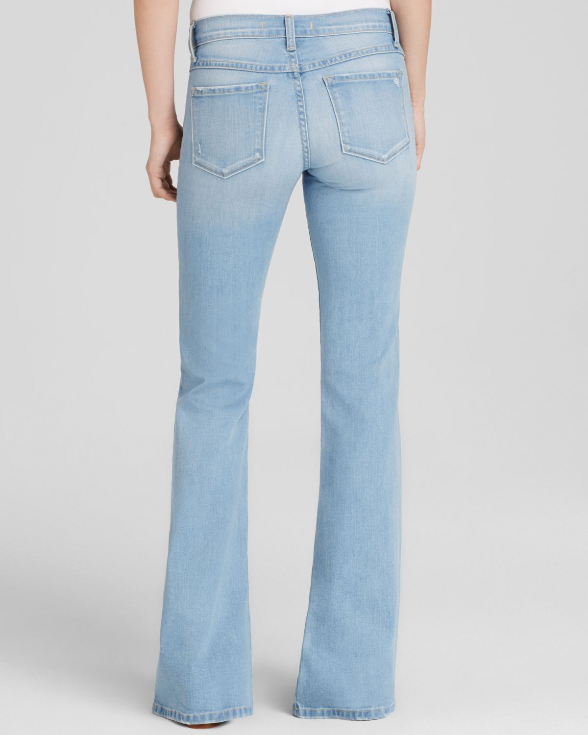 Find light blue flare jeans at ShopStyle. Shop the latest collection of light blue flare jeans from the most popular stores - all in one place.