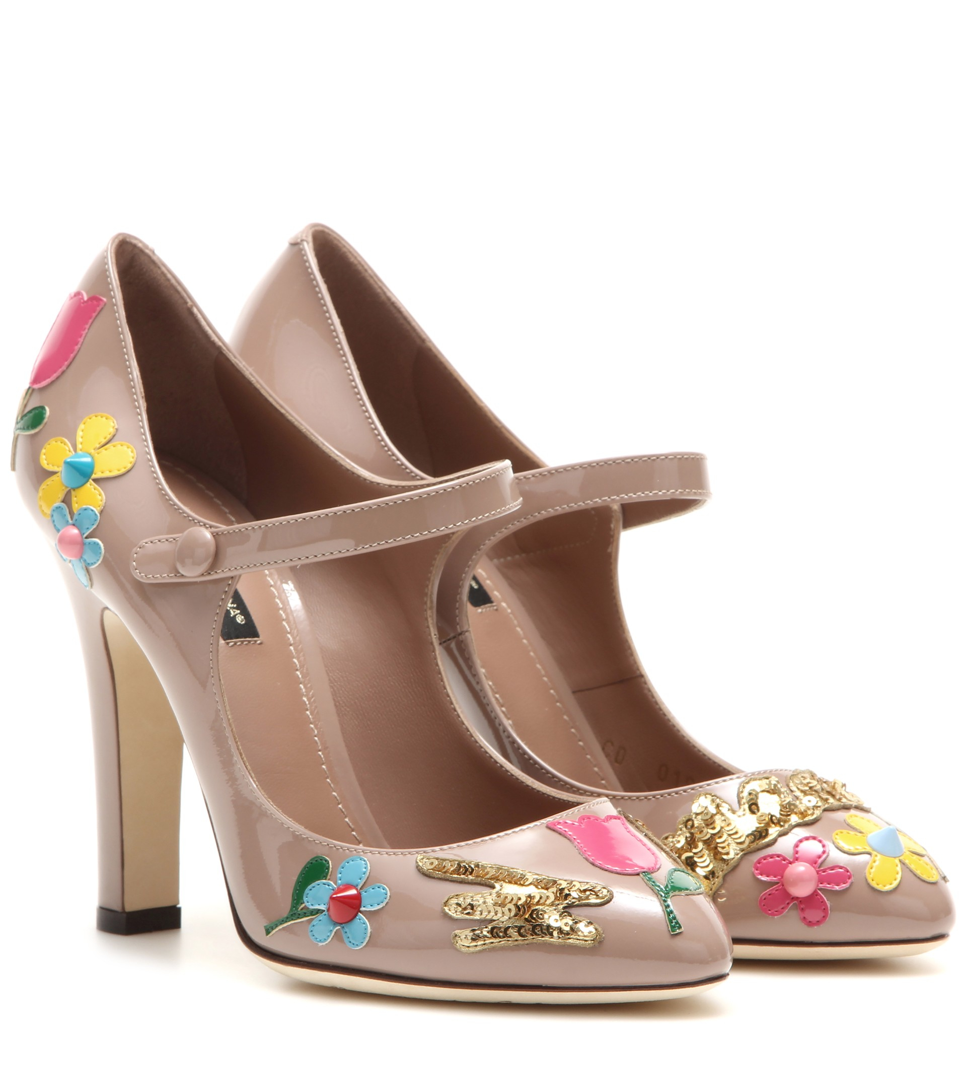cheap best store to get Dolce & Gabbana Lori Mary Jane pumps free shipping new arrival buy cheap sneakernews discounts for sale uAilvZU6vS