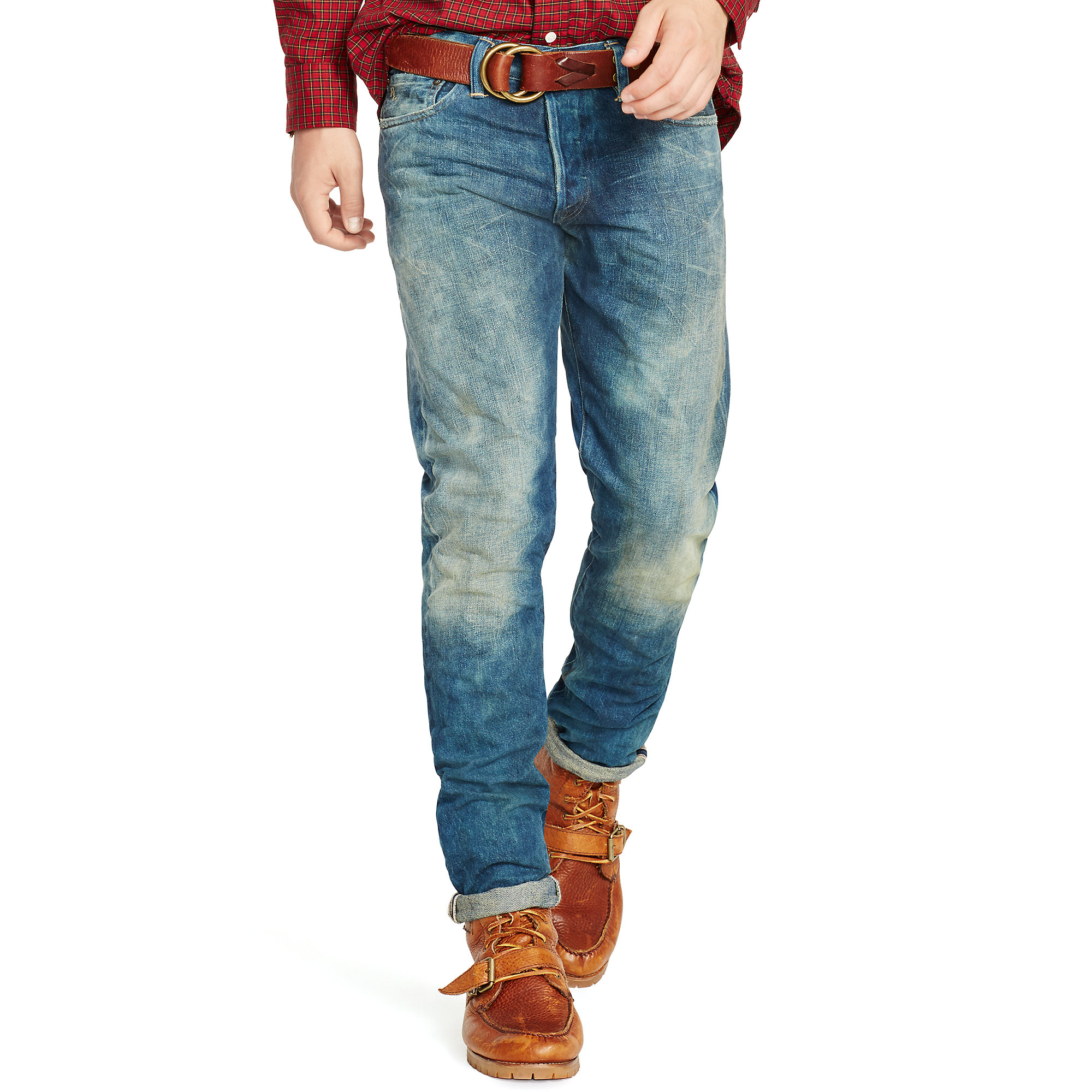 65940a6b2 Polo Ralph Lauren Sullivan Slim-fit Jean in Blue for Men - Lyst