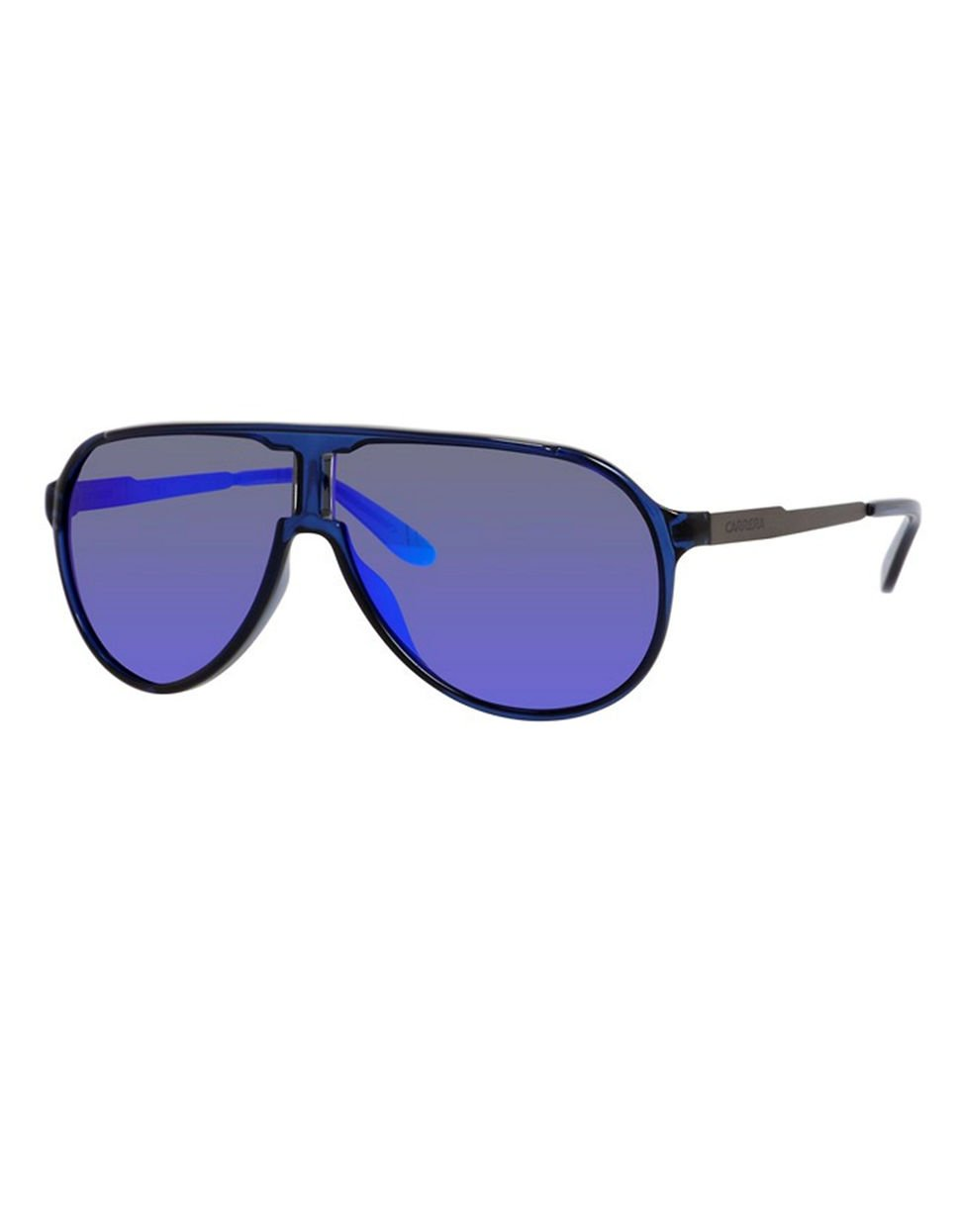 Carrera Aviator Sunglasses in Blue for Men