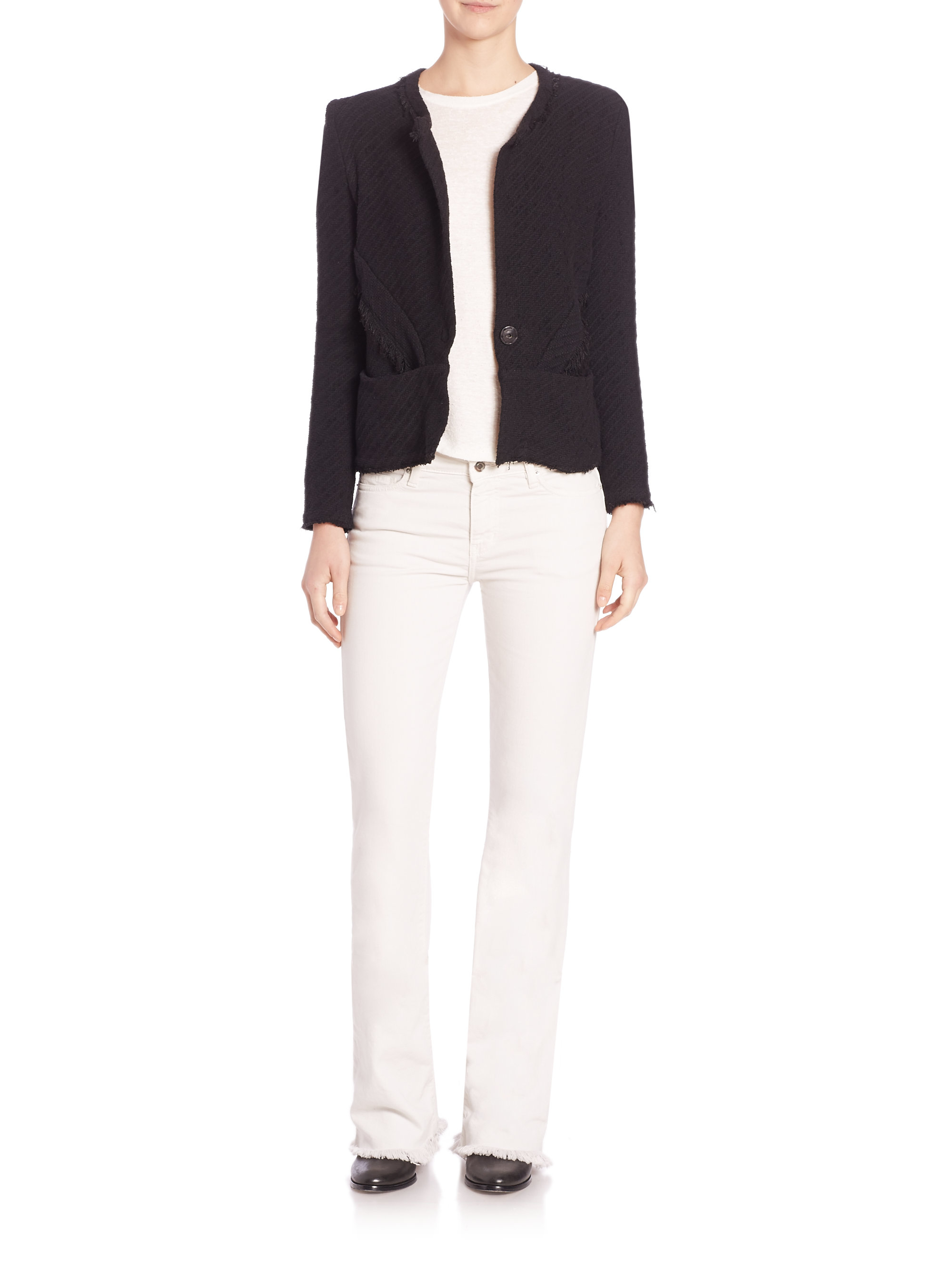 Iro 2016 Structured Harper Jacket Cheap Sale Sast Buy Cheap Inexpensive Clearance With Credit Card Fast Delivery Cheap Price Outlet Shop mtR96exE