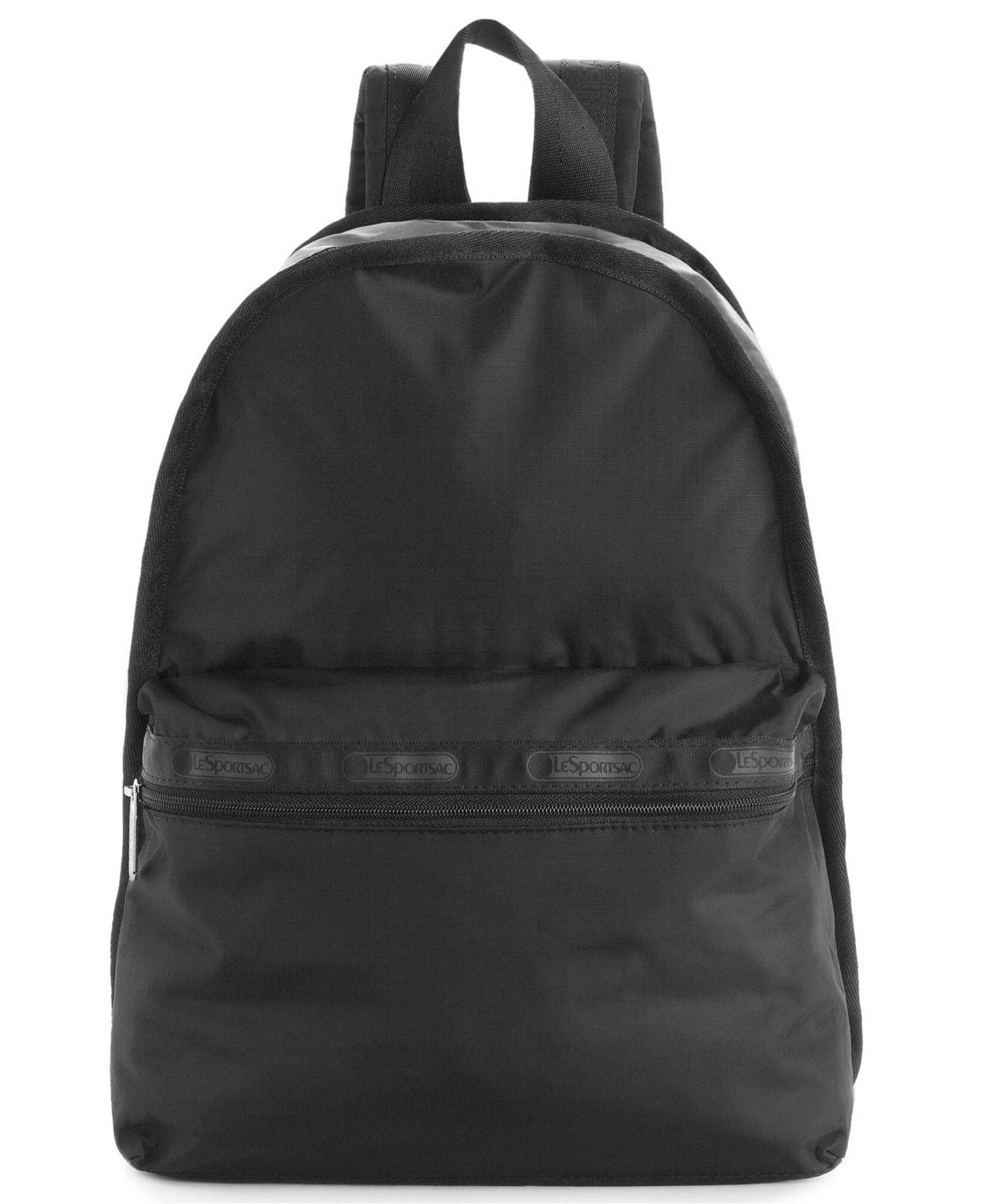 Lesportsac Basic Backpack in Black
