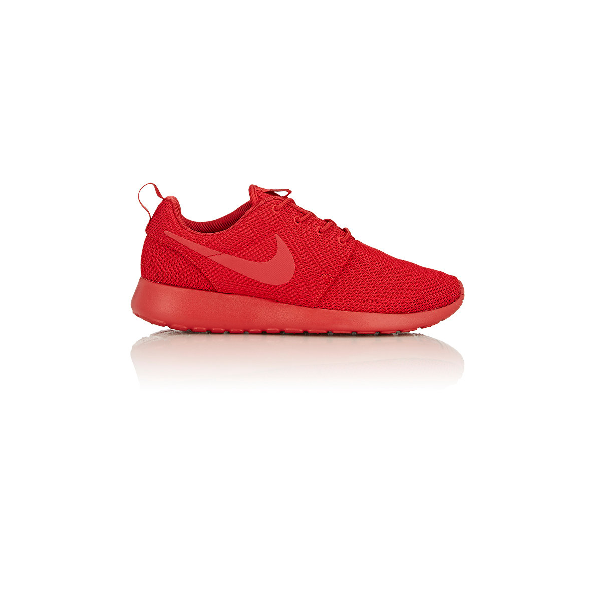 Nike Men's Roshe One Sneakers in Red for Men | Lyst