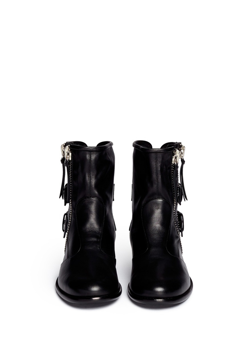 Giuseppe Zanotti Buckled Boots Best Wholesale Cheap Price 49WI08m3f7