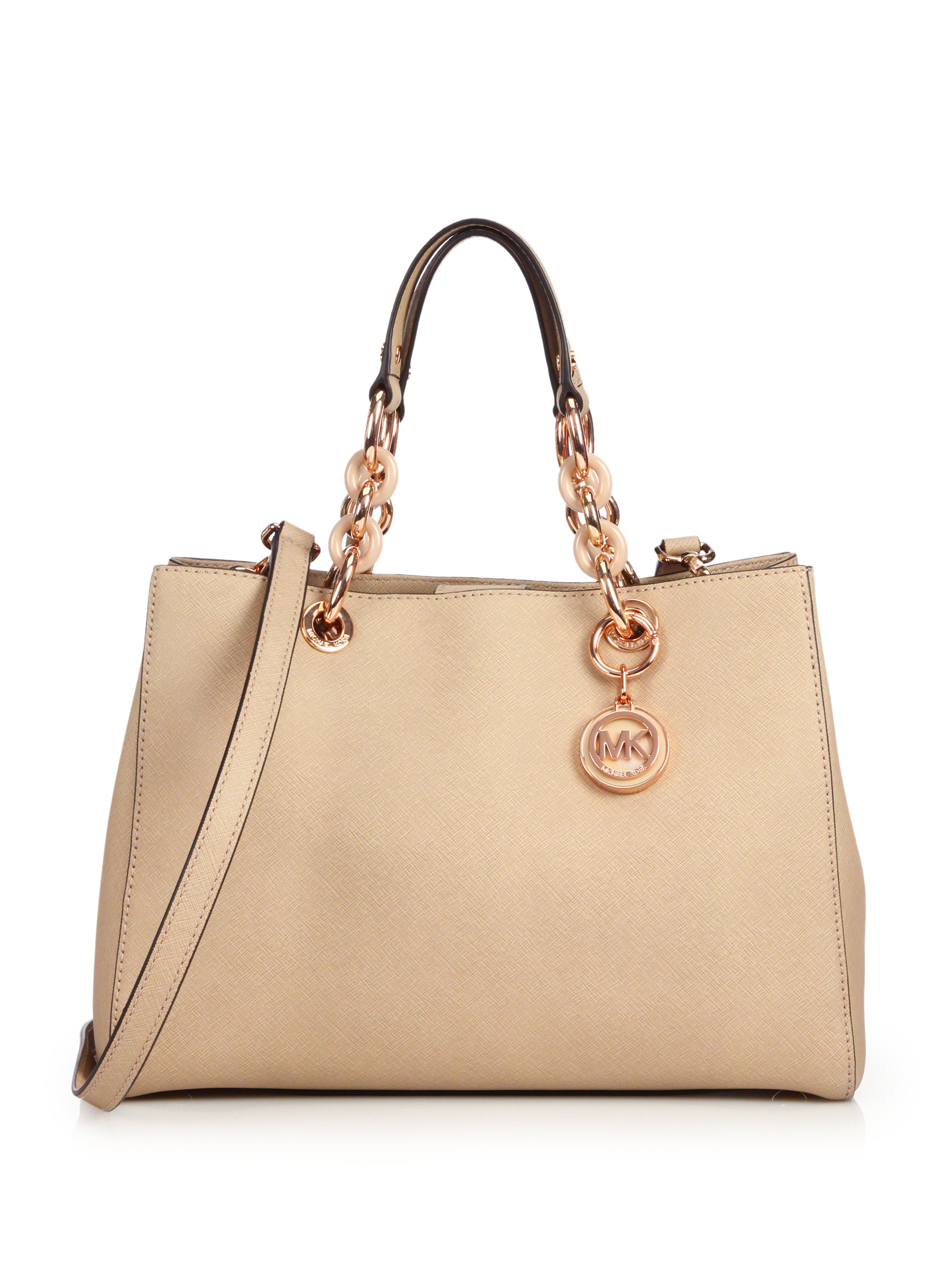 f526781bd3b9 Gallery. Previously sold at  Saks Fifth Avenue · Women s Michael By Michael  Kors Cynthia
