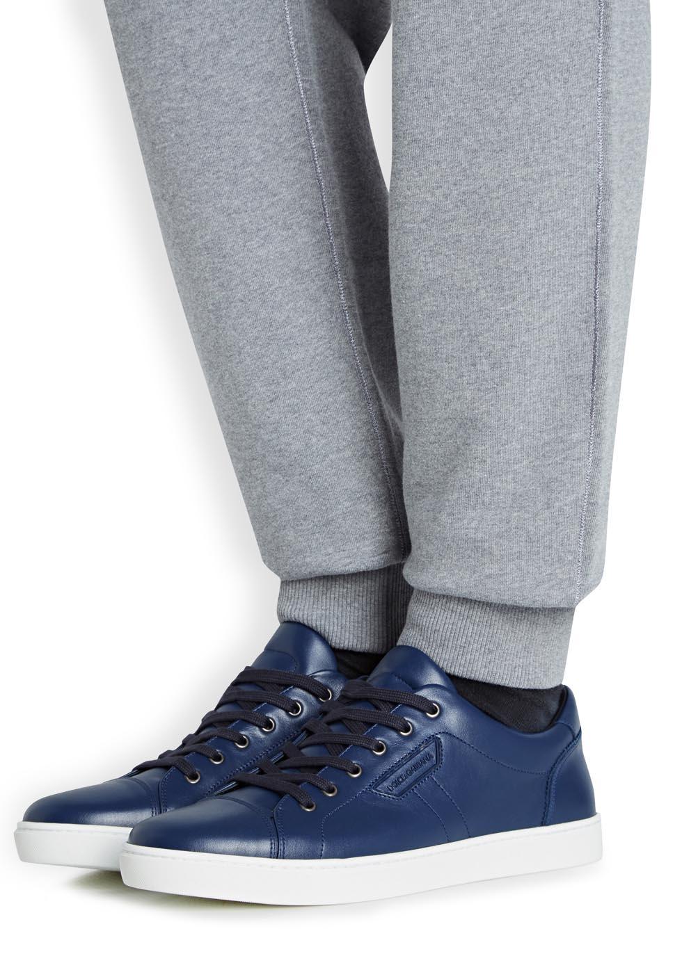 London sneakers - Grey Dolce & Gabbana POM6Q4dC